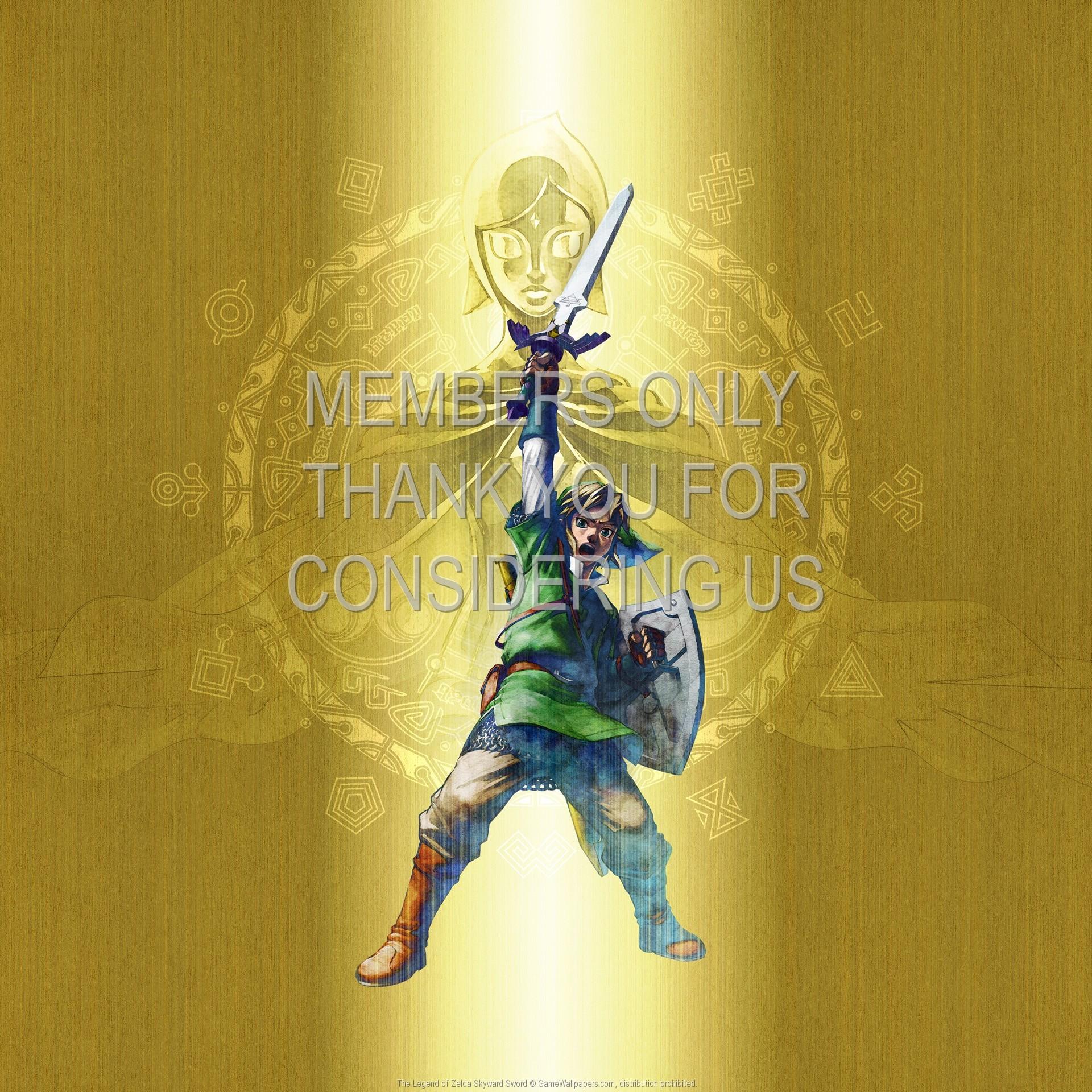 The Legend of Zelda: Skyward Sword 1920×1080 Mobile wallpaper or background  01