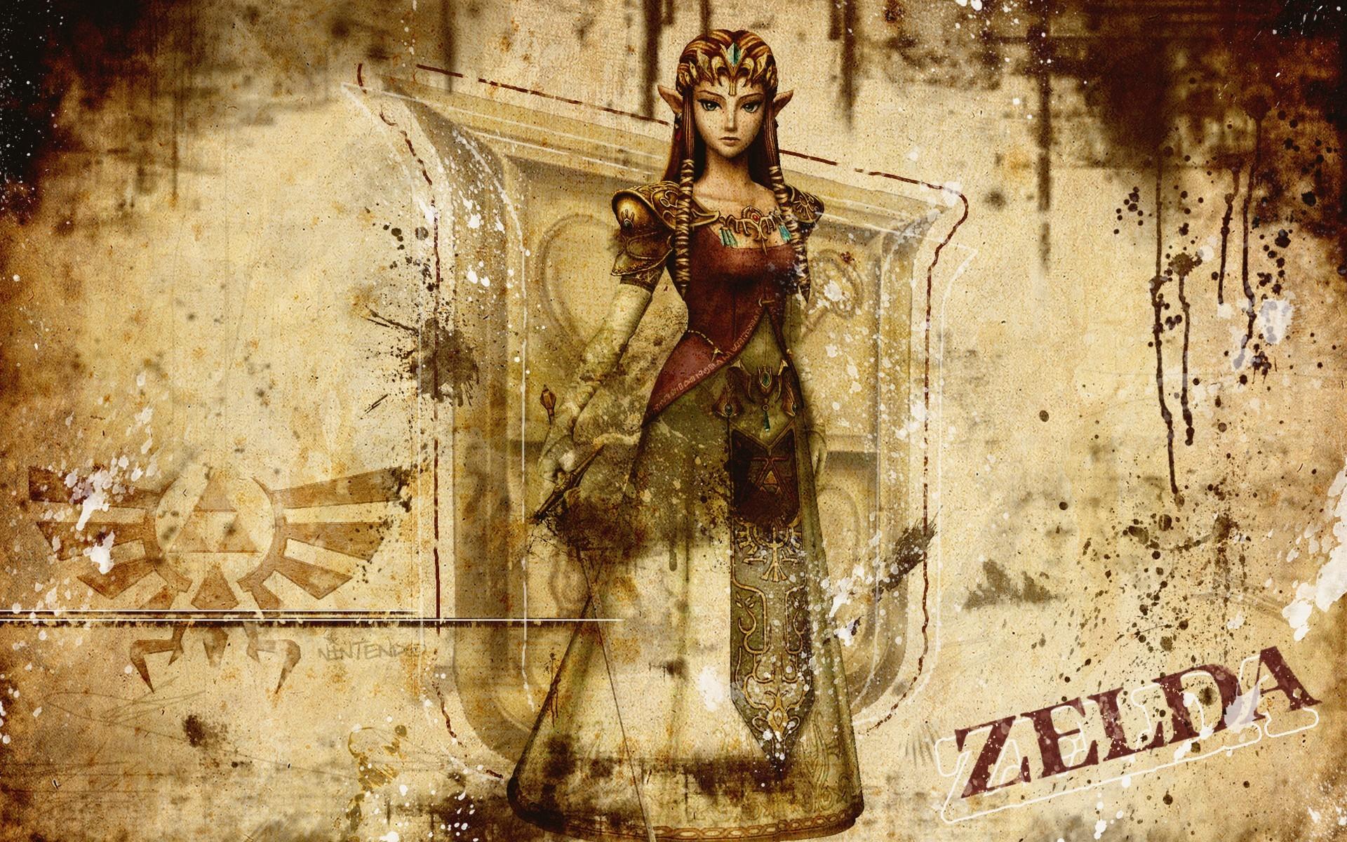 The Legend Of Zelda desktop wallpaper