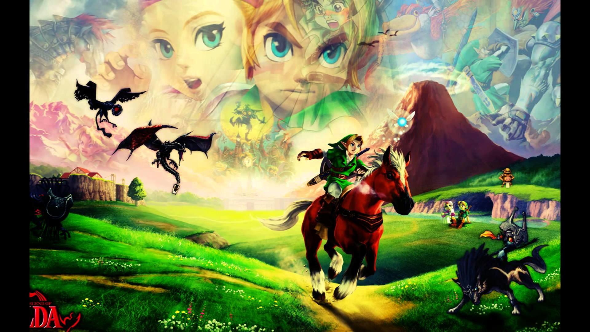 The Legend of Zelda: Skyward Sword|Ballad of The Goddess – 1080P HD