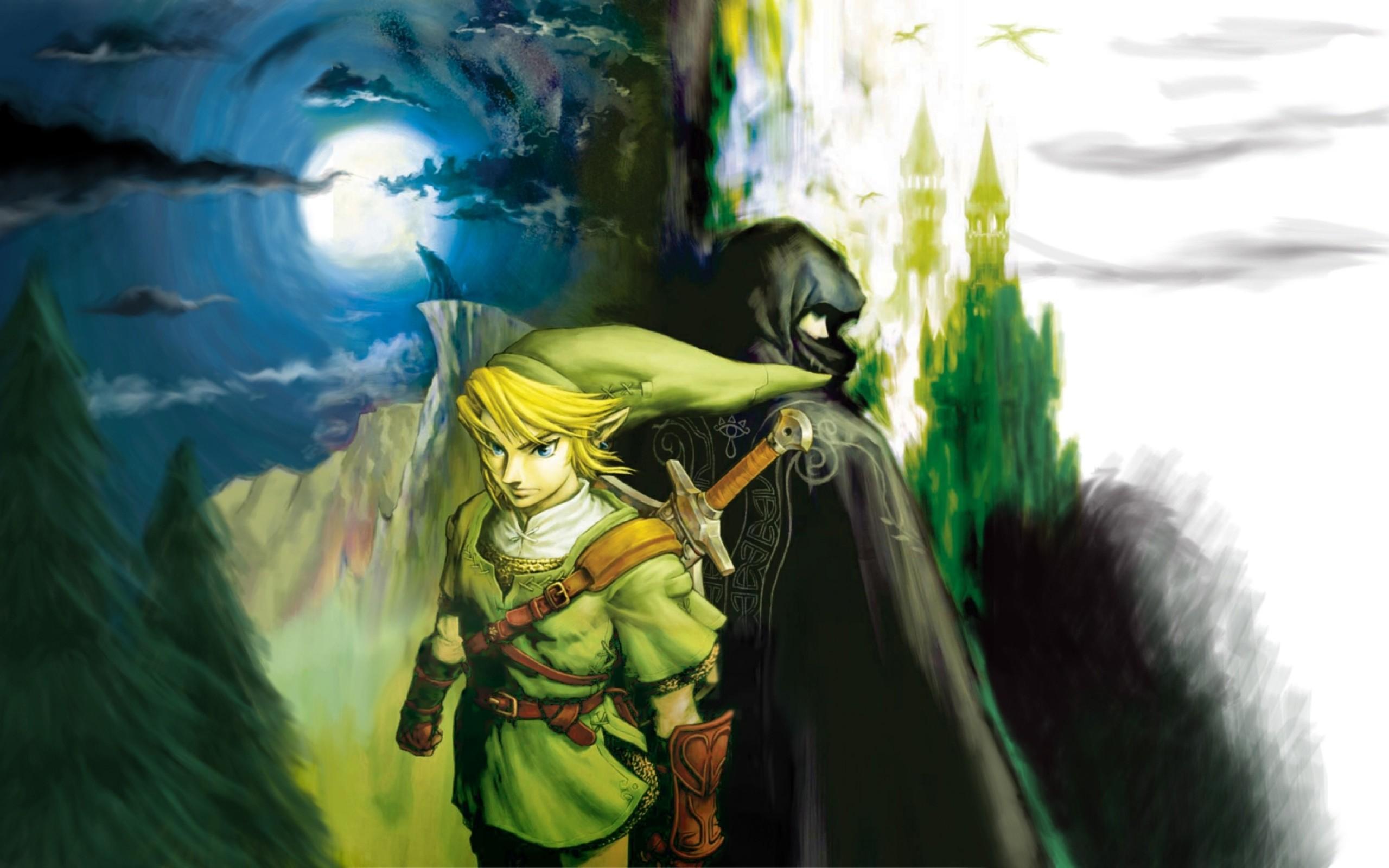 Free Download The Legend Of Zelda Twilight Princess .