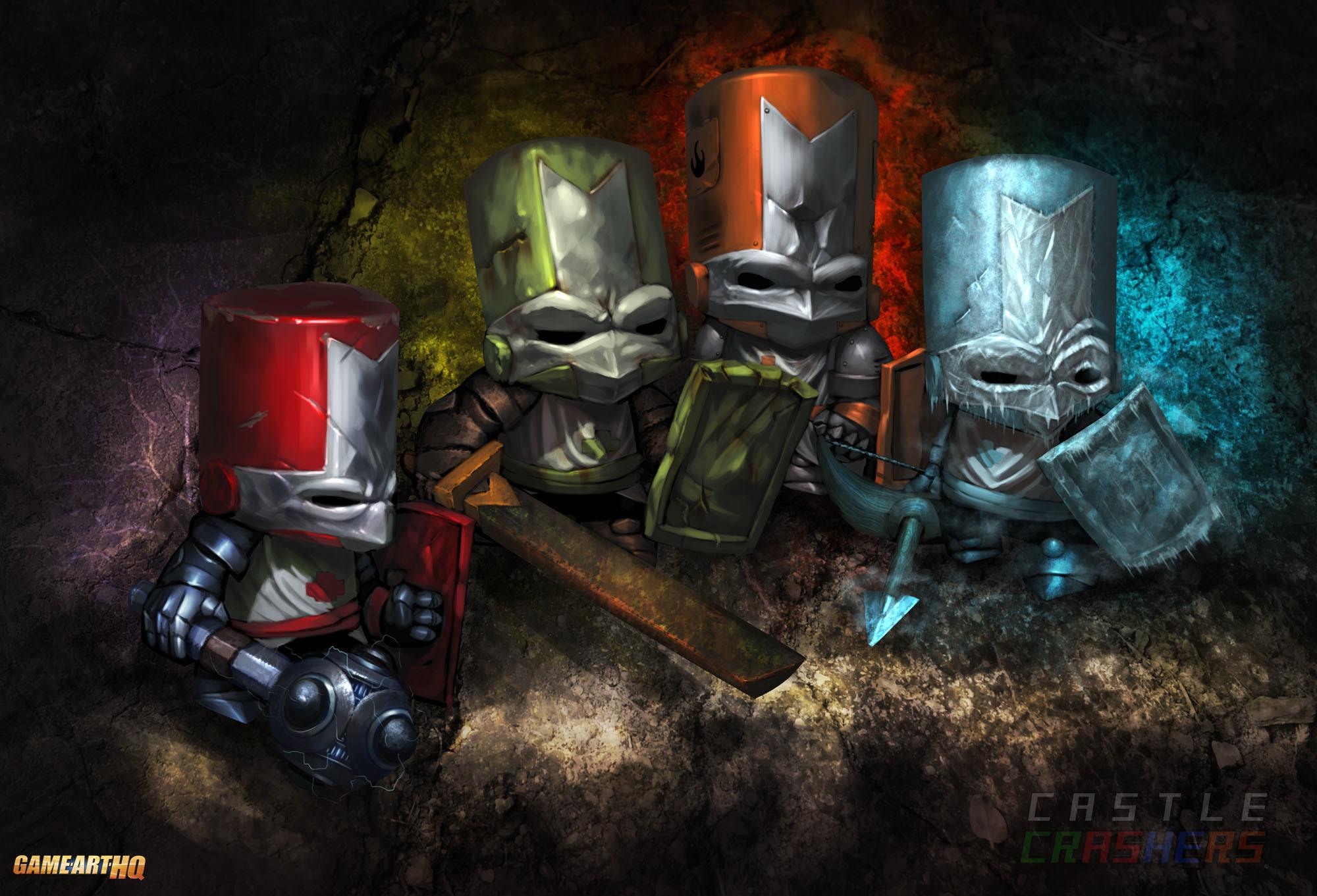 Castle Crashers Fan Art