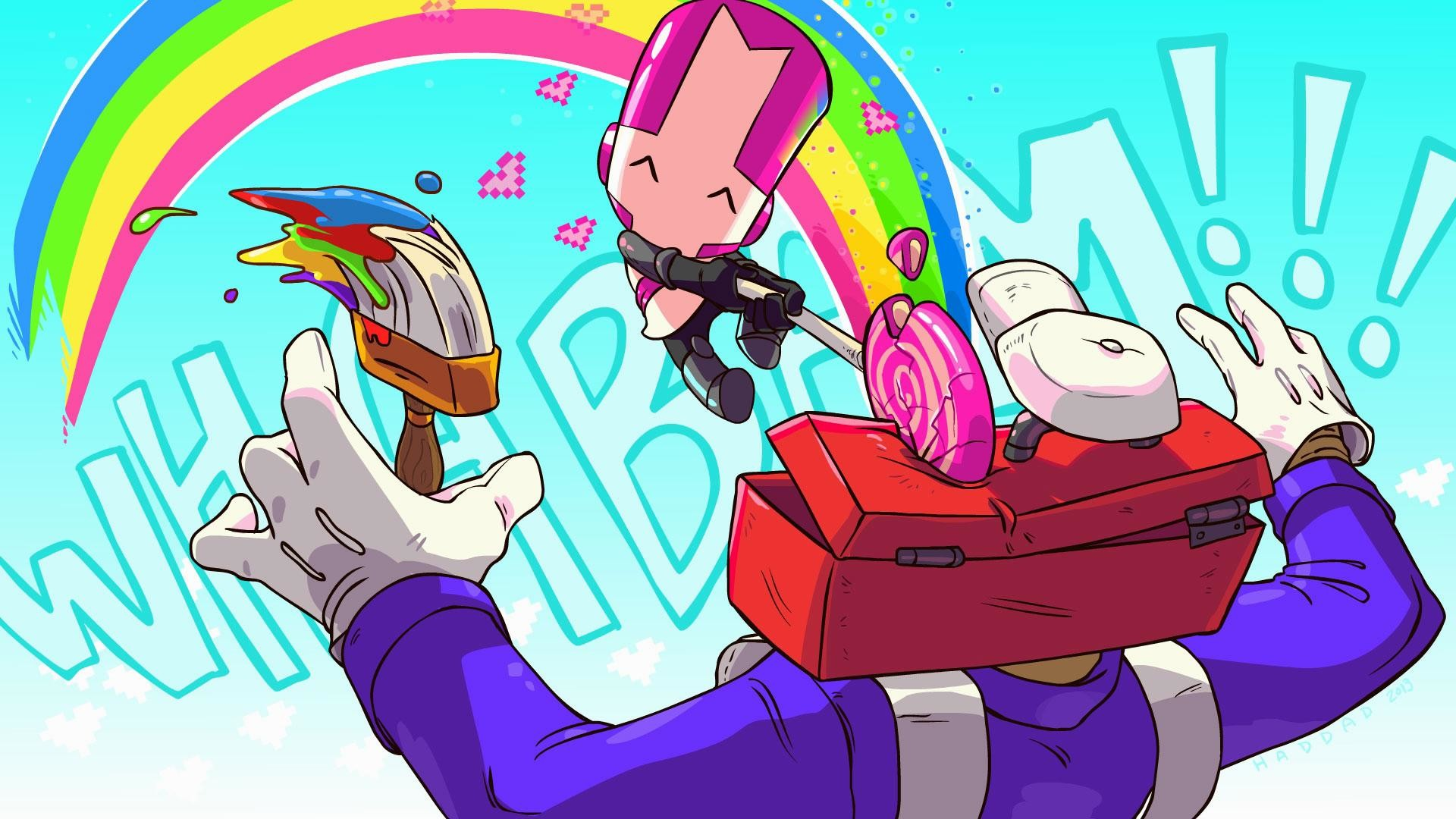 This-was-my-knight-on-Castle-Crashers-I-