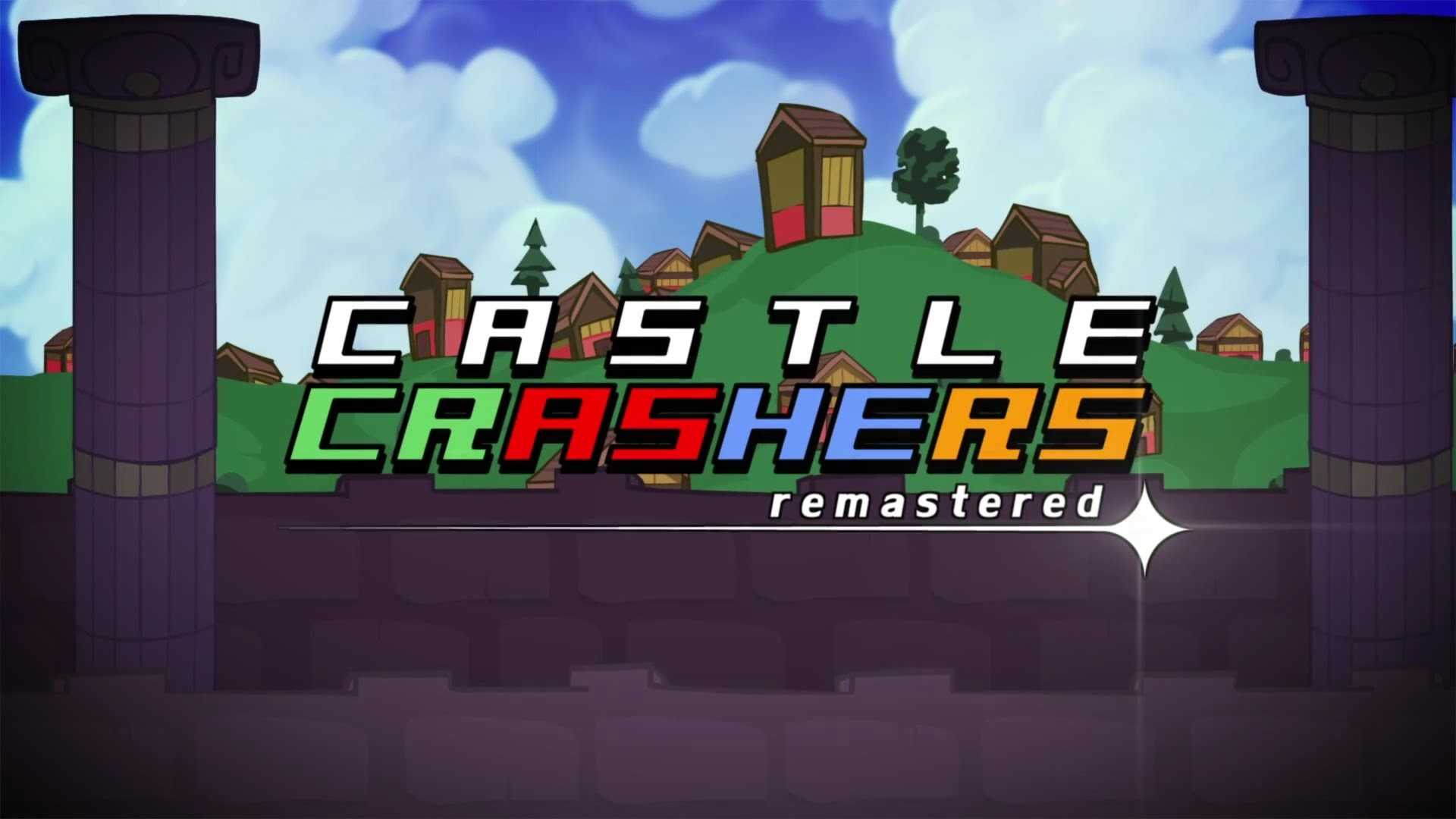 This was my knight on Castle Crashers!! I kicked butt using lollipops to  smash peoples heads in, rainbow magic, and cupid arrows :3 | Nerd |  Pinterest …