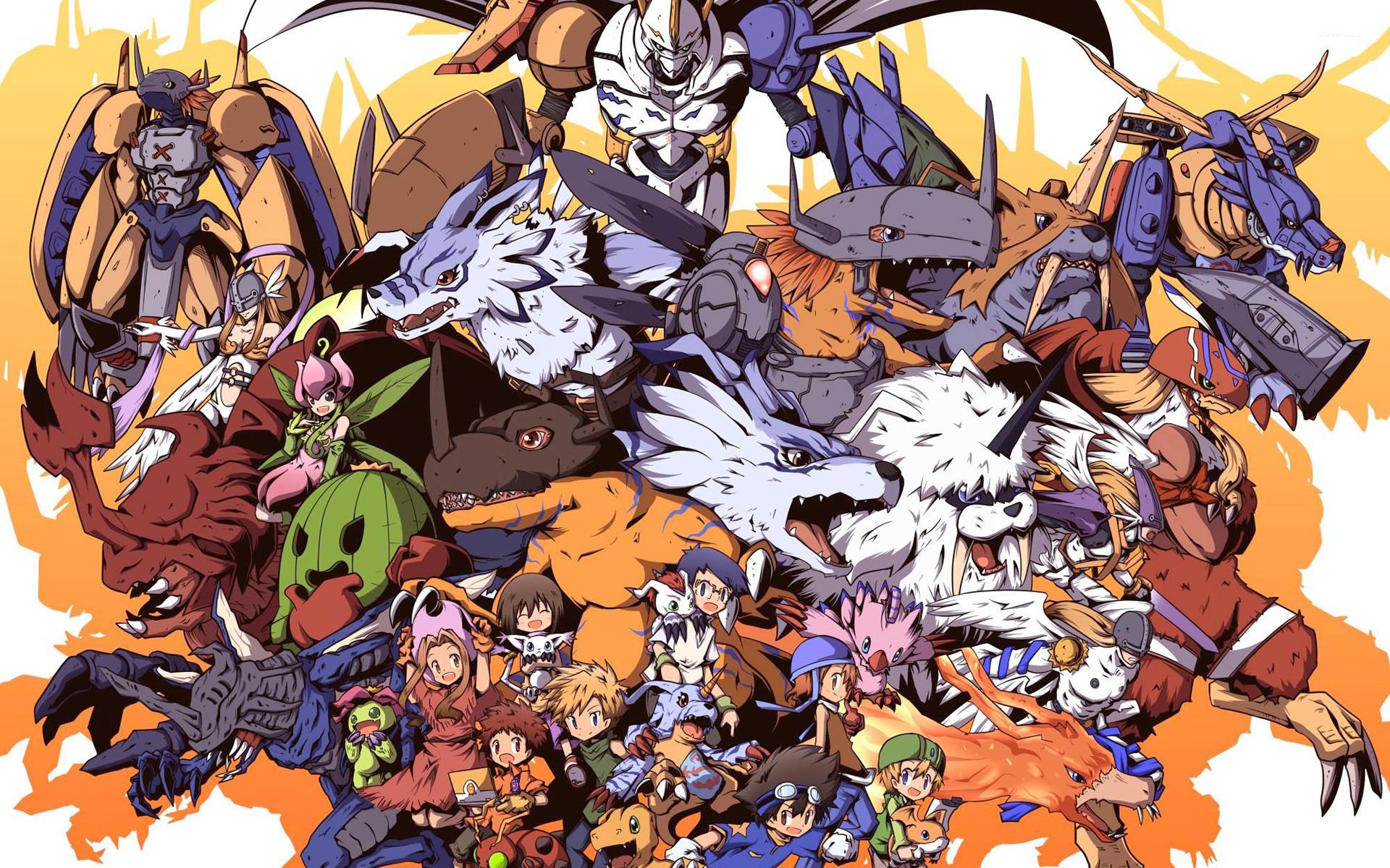Digimon wallpaper jpg