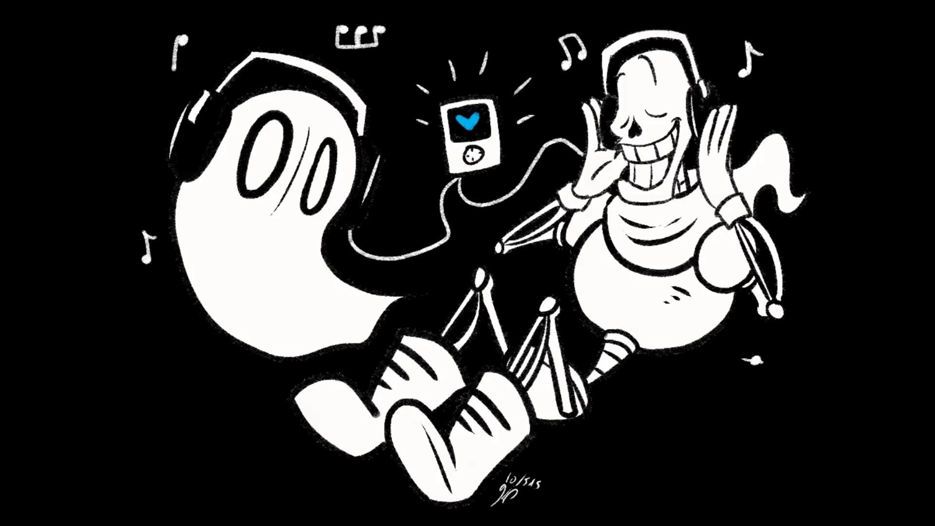 Undertale Ghost Fight (Napstablook) Dual Mix – YouTube