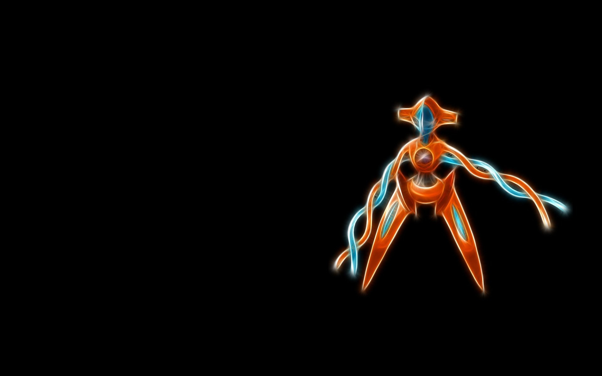 Deoxys Legendary Pokémon · HD Wallpaper | Background ID:119623