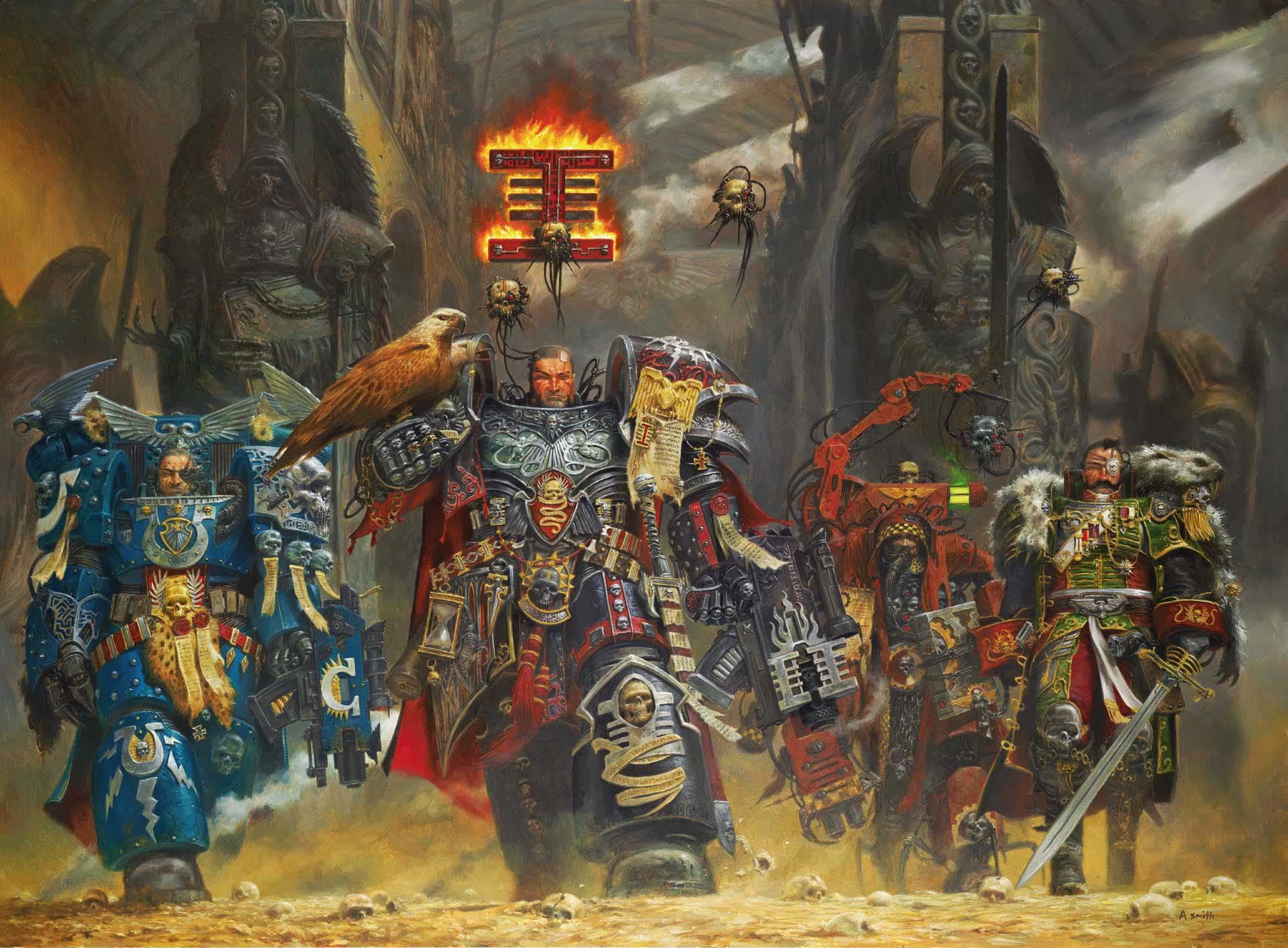 The Inquisition warhammer