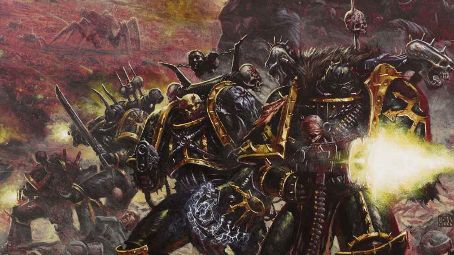 My personal Warhammer 40k wallpaper dump!Enjoy!