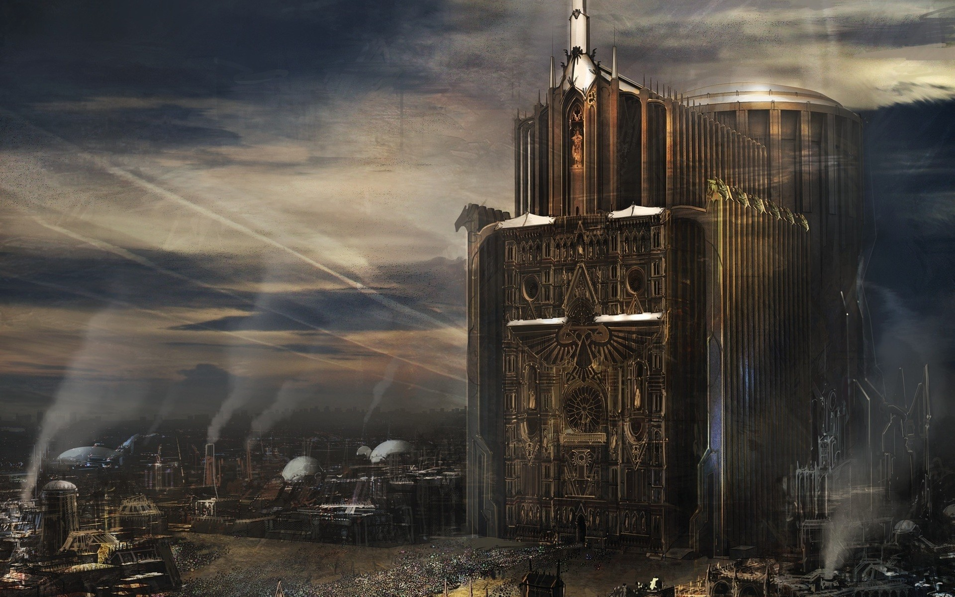Image – Imperial Cathedral.jpg   Warhammer 40k   FANDOM powered by Wikia
