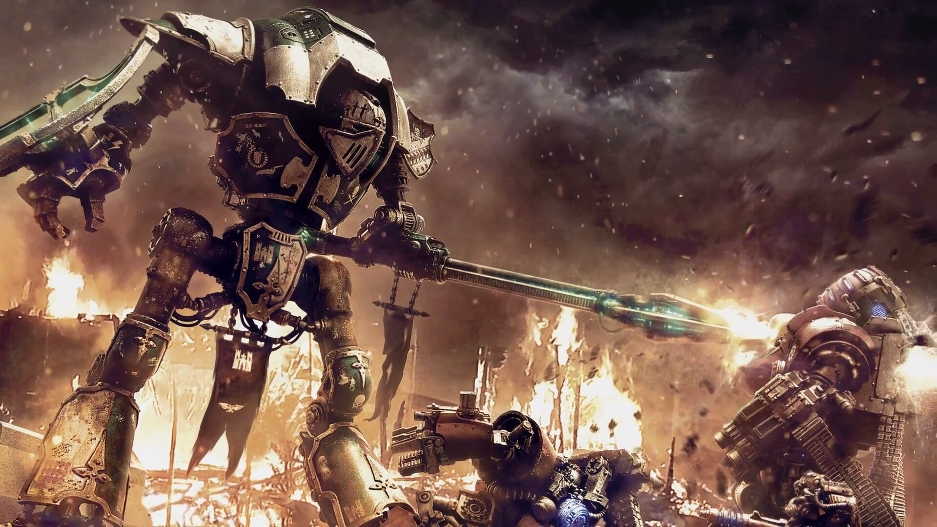 Top Comment. Warhammer 40k Wallpapers.