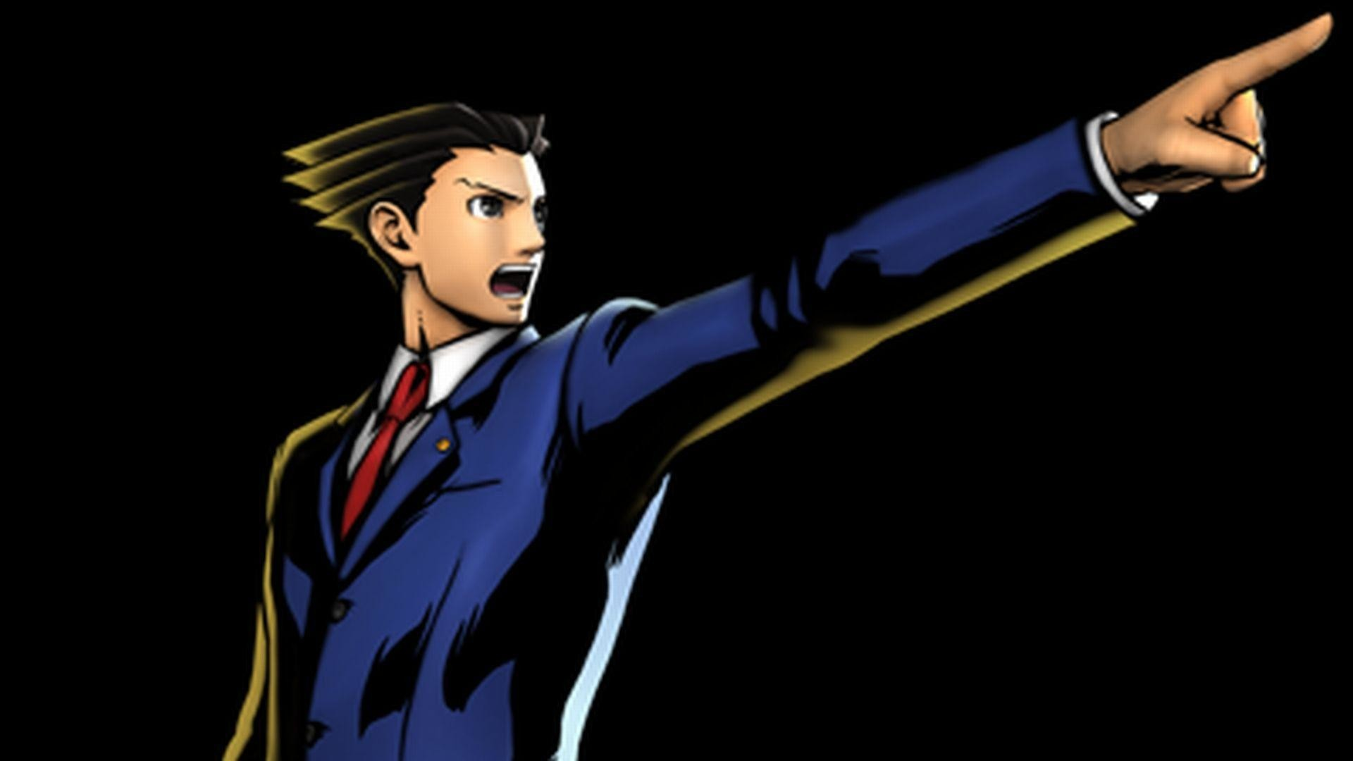 Video Game Phoenix Wright: Ace Attorney Wallpaper px .