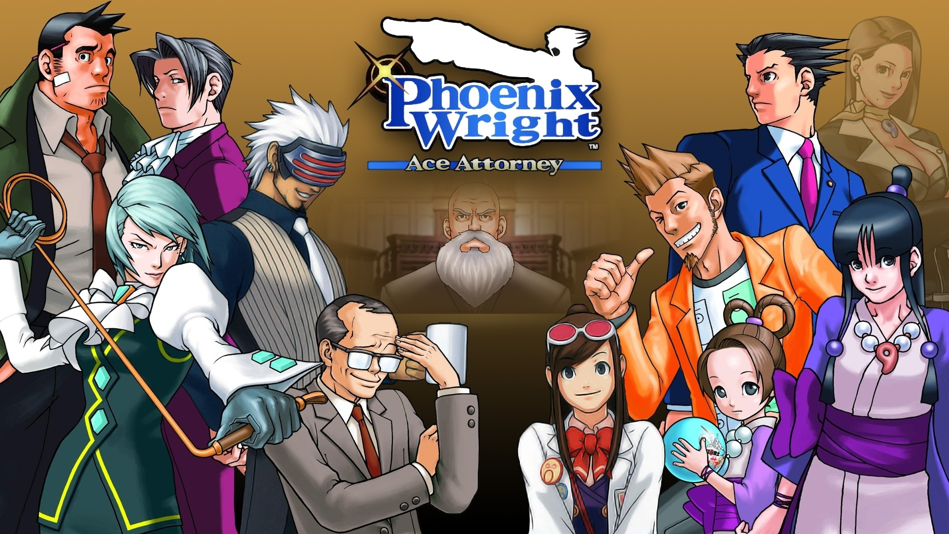 Phoenix Wright images Wallpaper 2 HD wallpaper and background photos