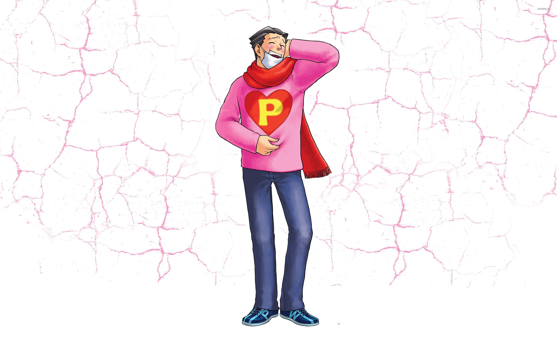 Phoenix Wright: Ace Attorney [4] wallpaper jpg