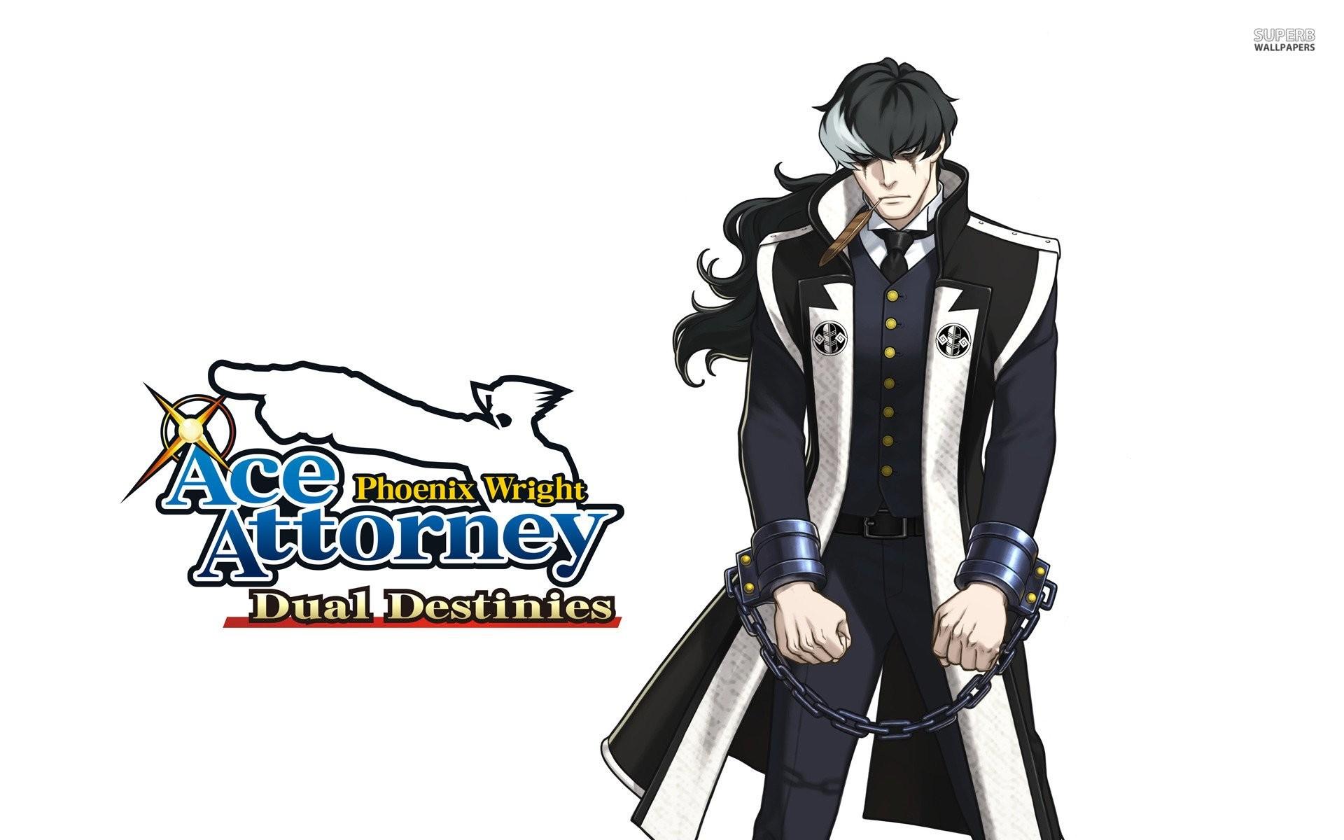 Phoenix Wright Ace Attorney – Dual Destinies