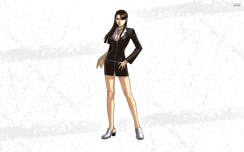 Mia Fey – Phoenix Wright Ace Attorney 498415 …