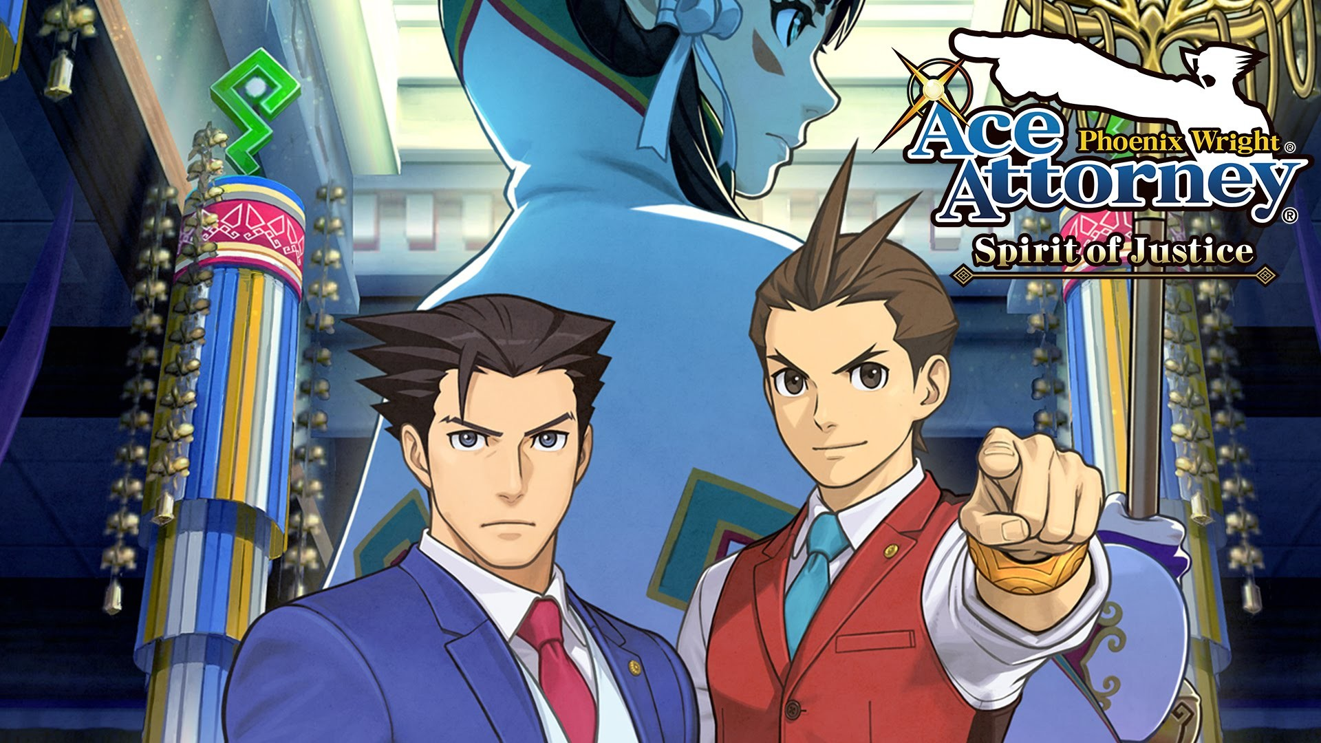 Phoenix Wright: Ace Attorney – Spirit of Justice Trailer