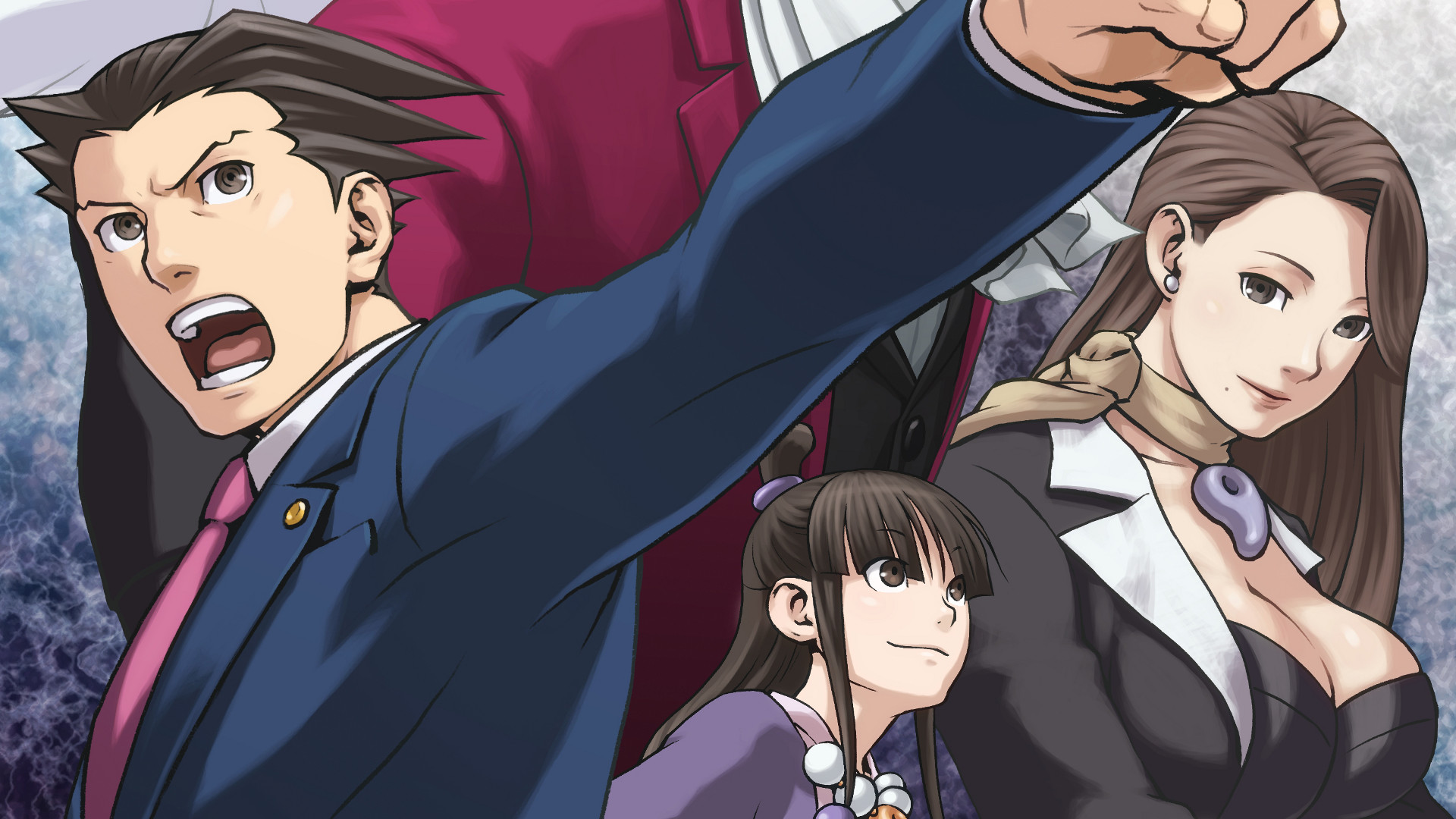 Phoenix Wright Trilogy HD Review – Court's Back in Session – The Koalition