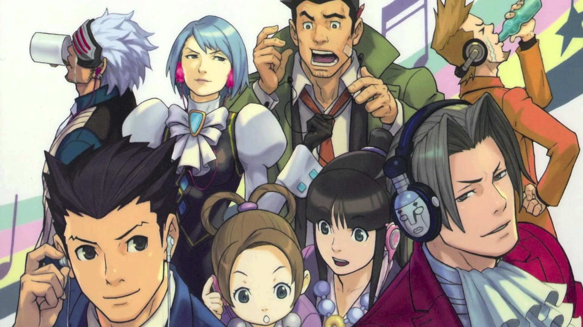 Unknown VGM Classics #21 ~ Turnabout Sisters (Phoenix Wright)