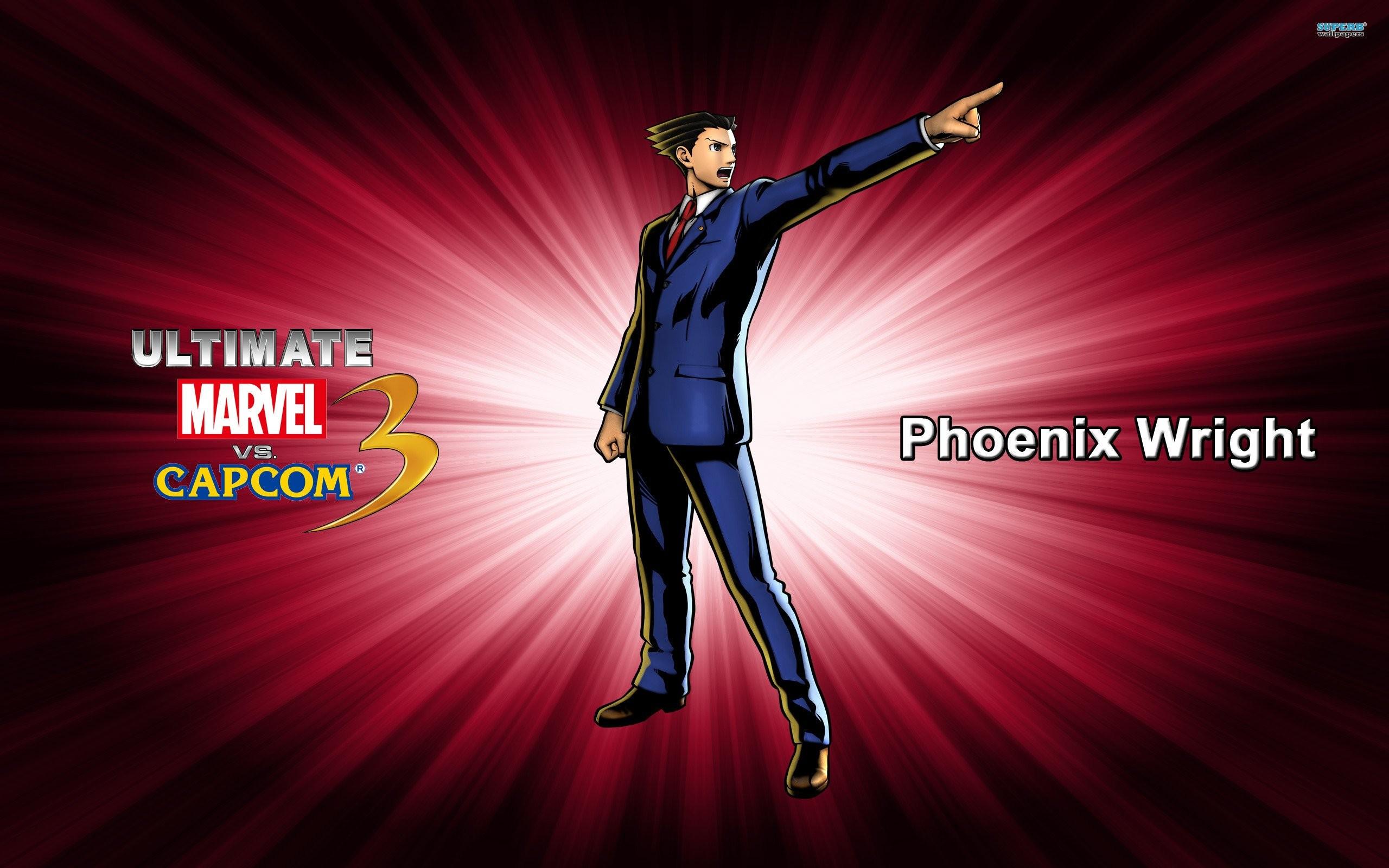 Phoenix Wright – Ultimate Marvel Vs. Capcom 3 375825