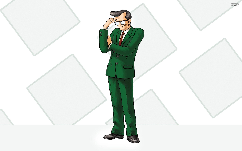 Winston Payne – Phoenix Wright Ace Attorney