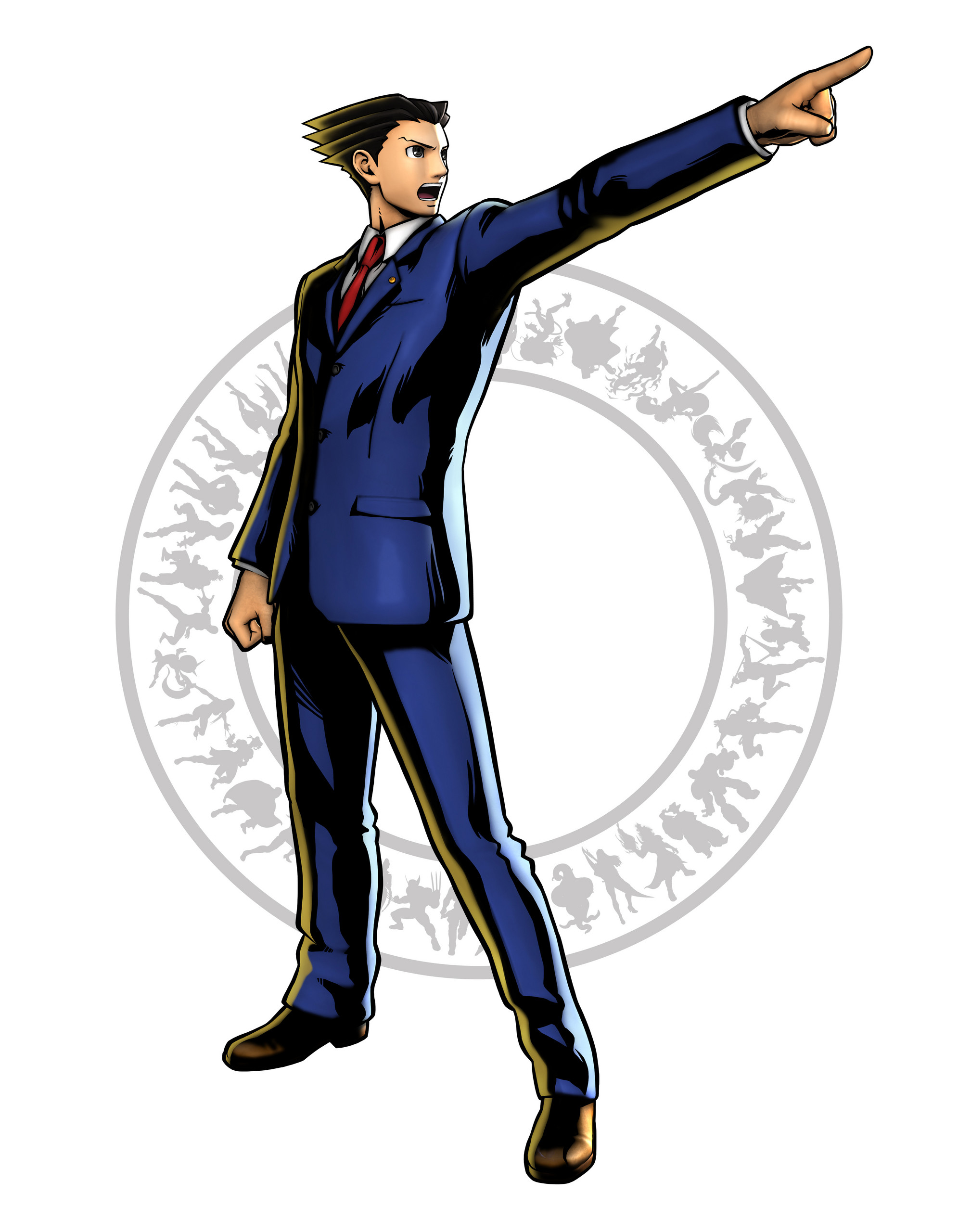 Phoenix Wright images Ultimate Marvel Vs. Capcom 3 – Phoenix Wright HD  wallpaper and background photos