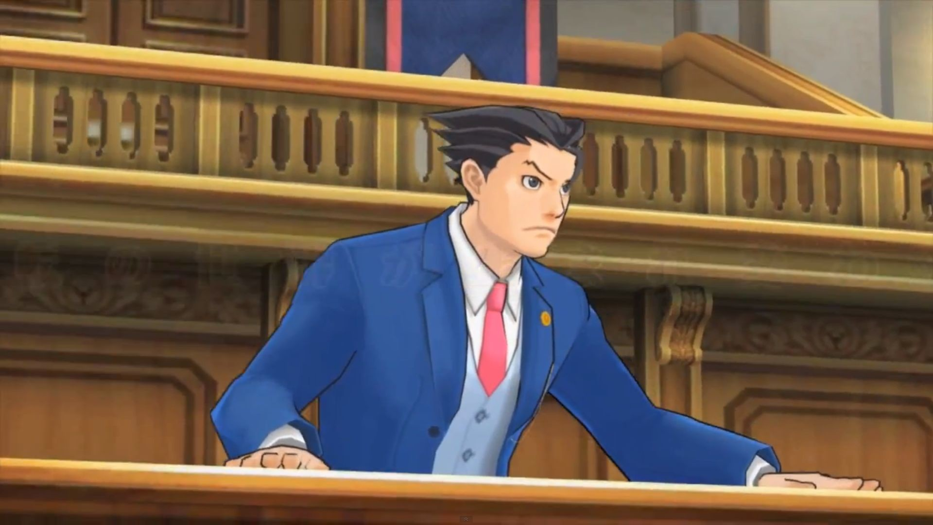 Remastered Phoenix Wright: Ace Attorney Trilogy Comparison Images – Pure  Nintendo