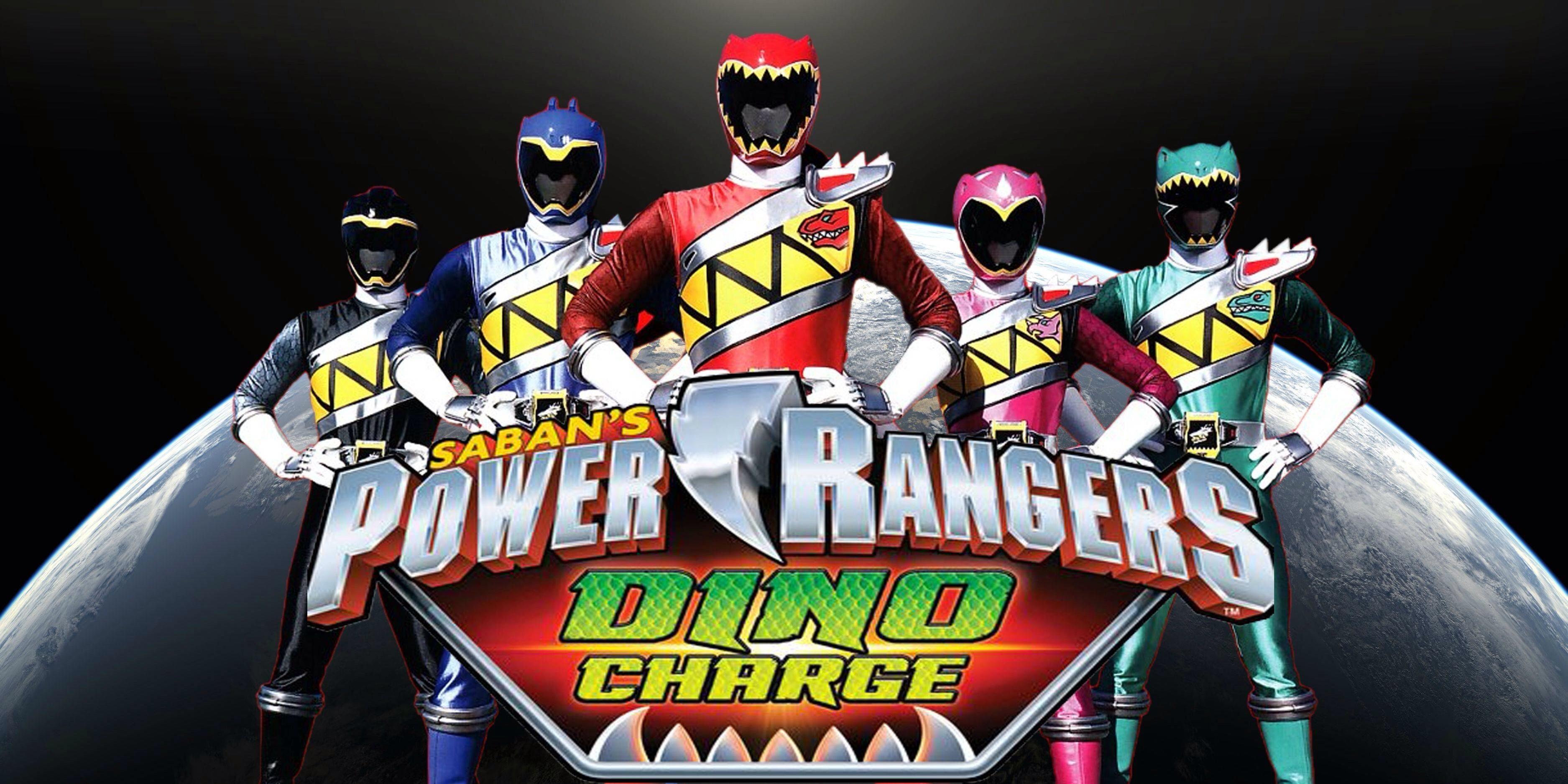 Power Rangers Dino Charge Wallpaper – WallpaperSafari