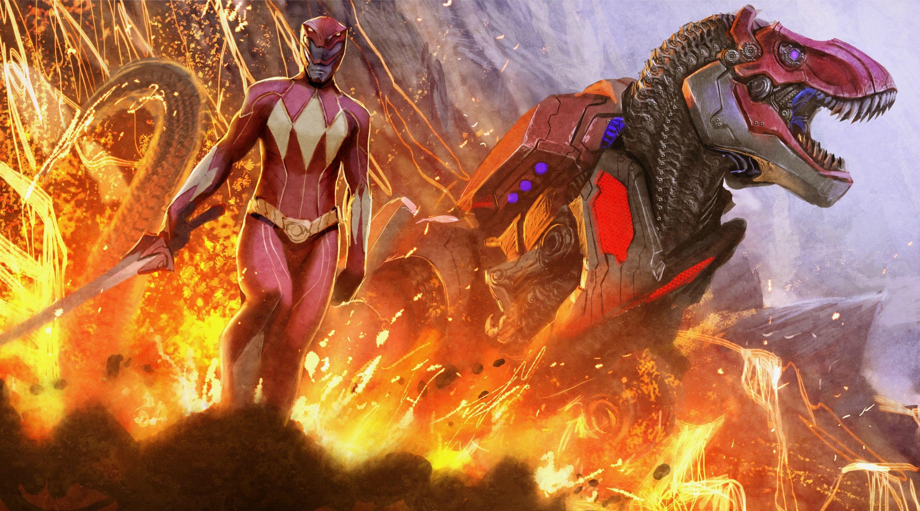 Power Rangers · HD Wallpaper   Background ID:465980