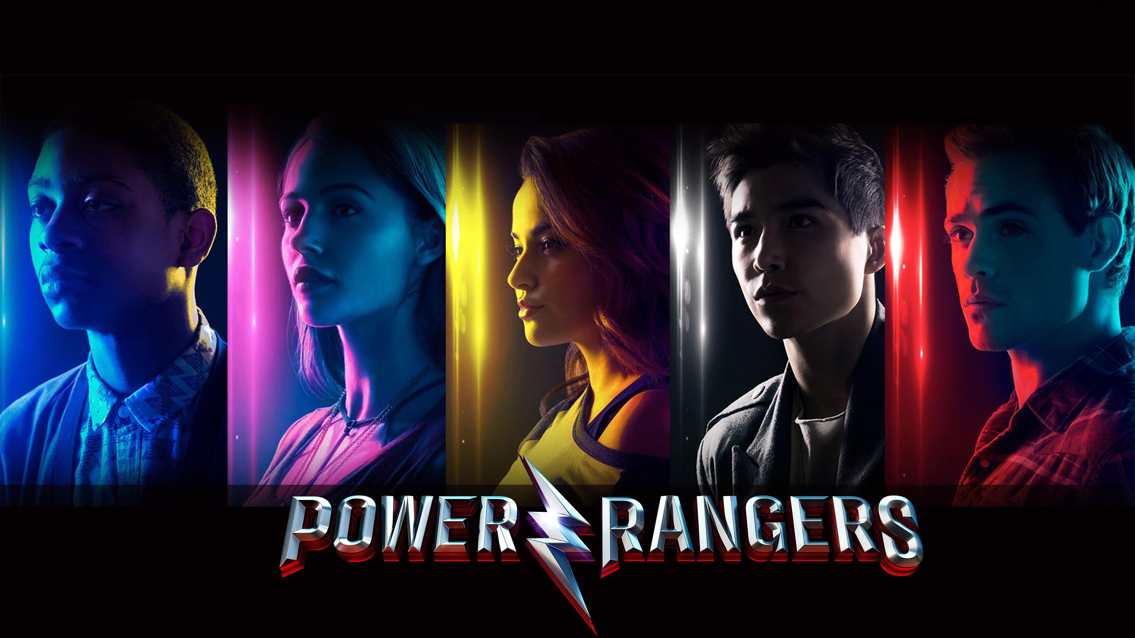 <b>Power Rangers</b> 2017 English <b>Movies HD