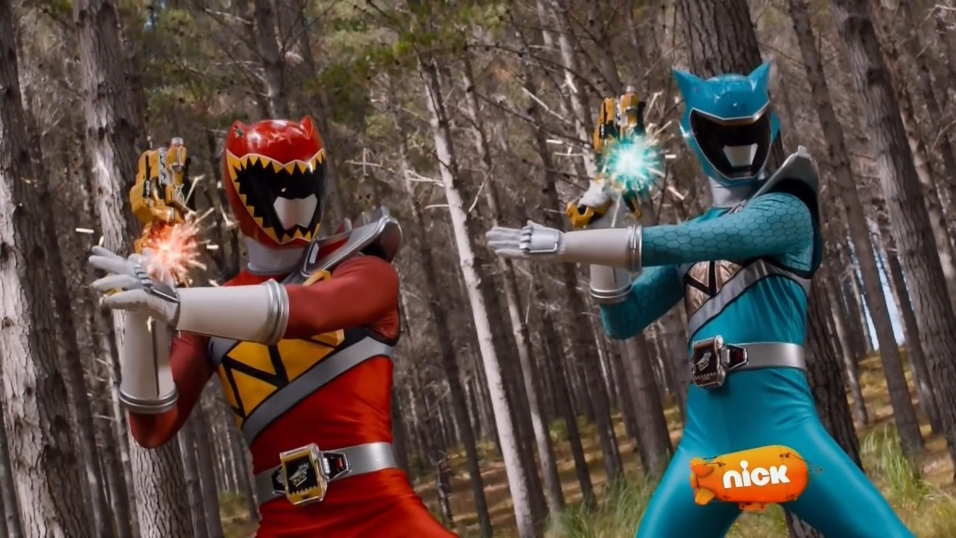 Power Rangers Dino Super Charge – Dino Morpher Blast 17 (Aqua Ranger) –  YouTube