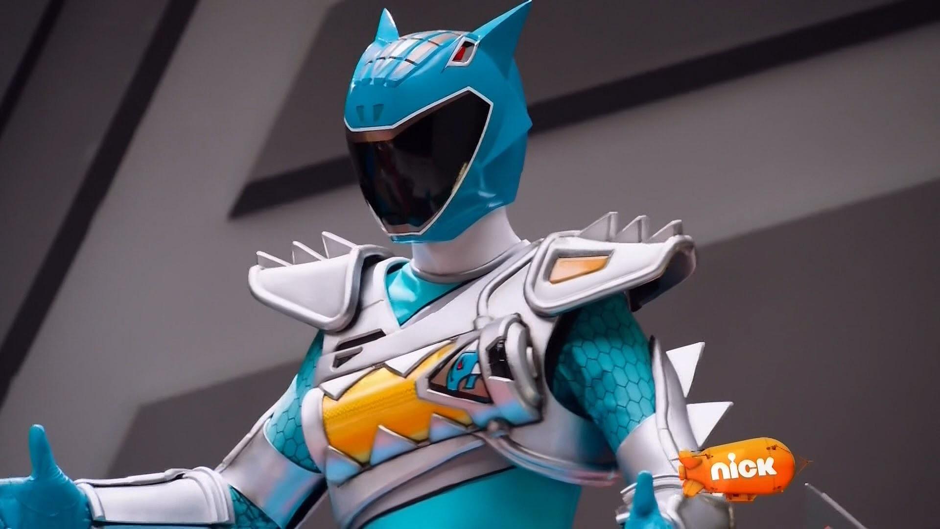 Power Rangers Dino Super Charge – Roar of the Red Ranger – Megazord Fight  (Aqua Ranger) – YouTube