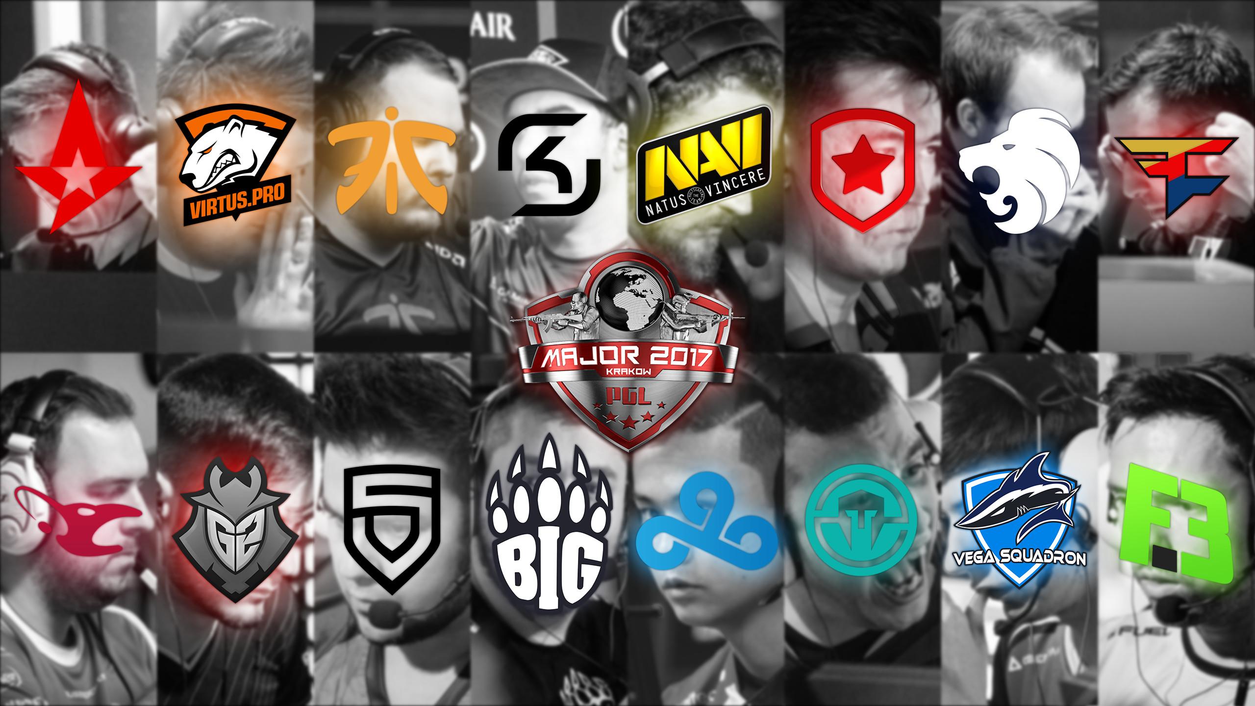 PGL Major Team Wallpaper #games #globaloffensive #CSGO #counterstrike #hltv  #CS
