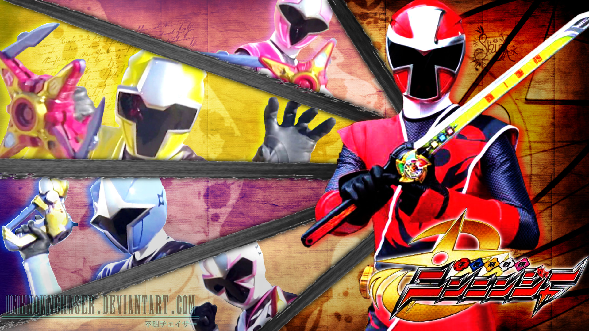 Top Turbo Ranger Red Wallpapers