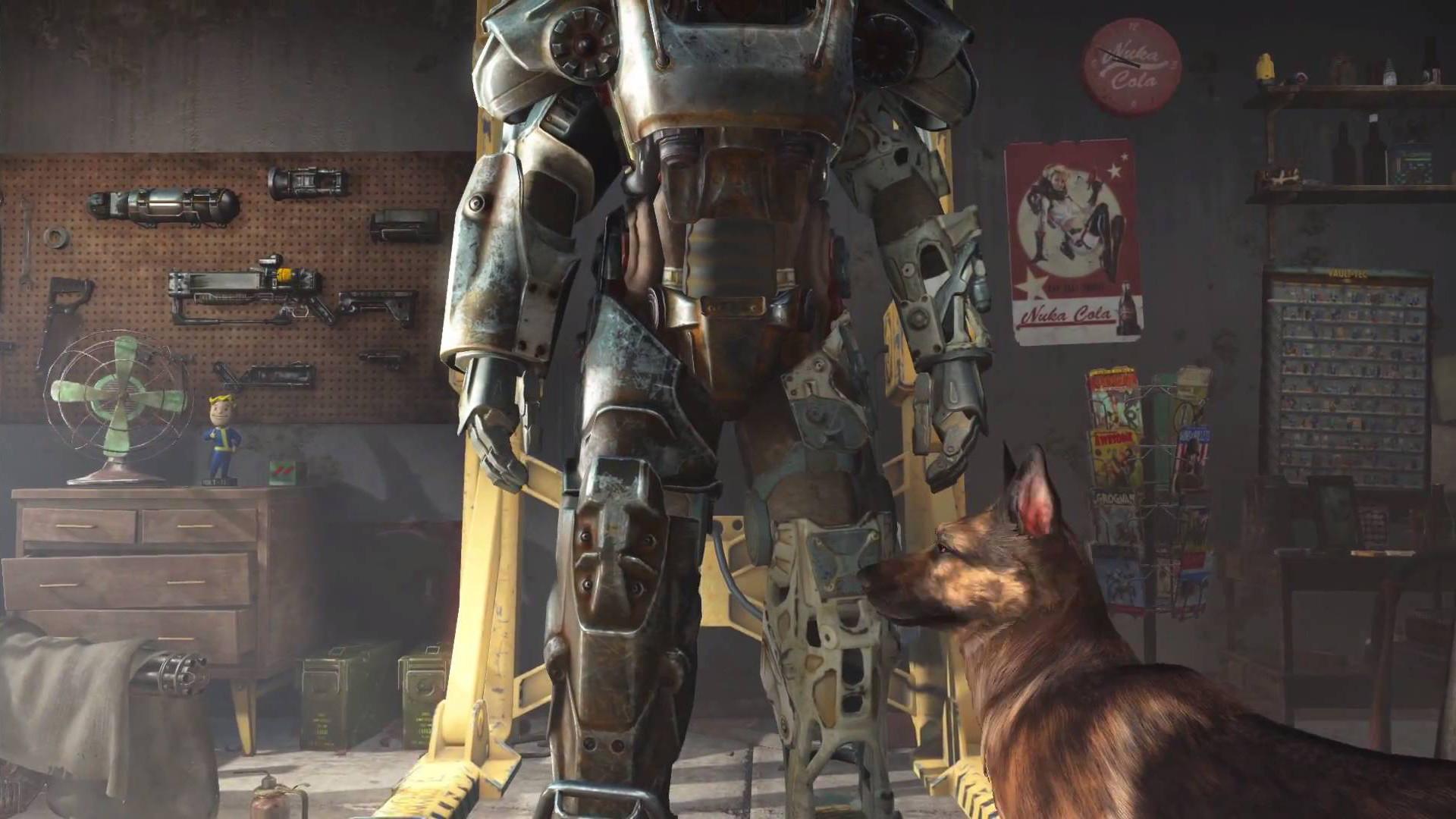 159 <b>Fallout 4</b> HD <b>Wallpapers<