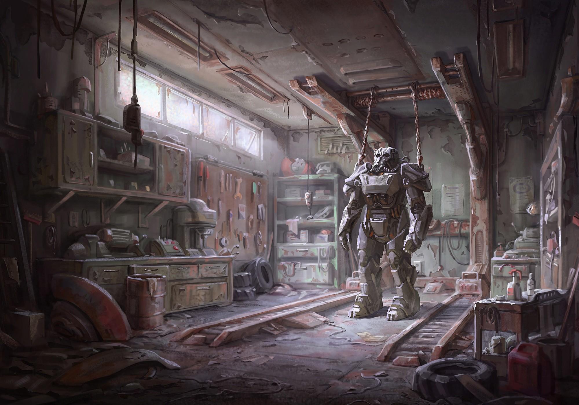 Fallout 4 · HD Wallpaper   Background ID:600879