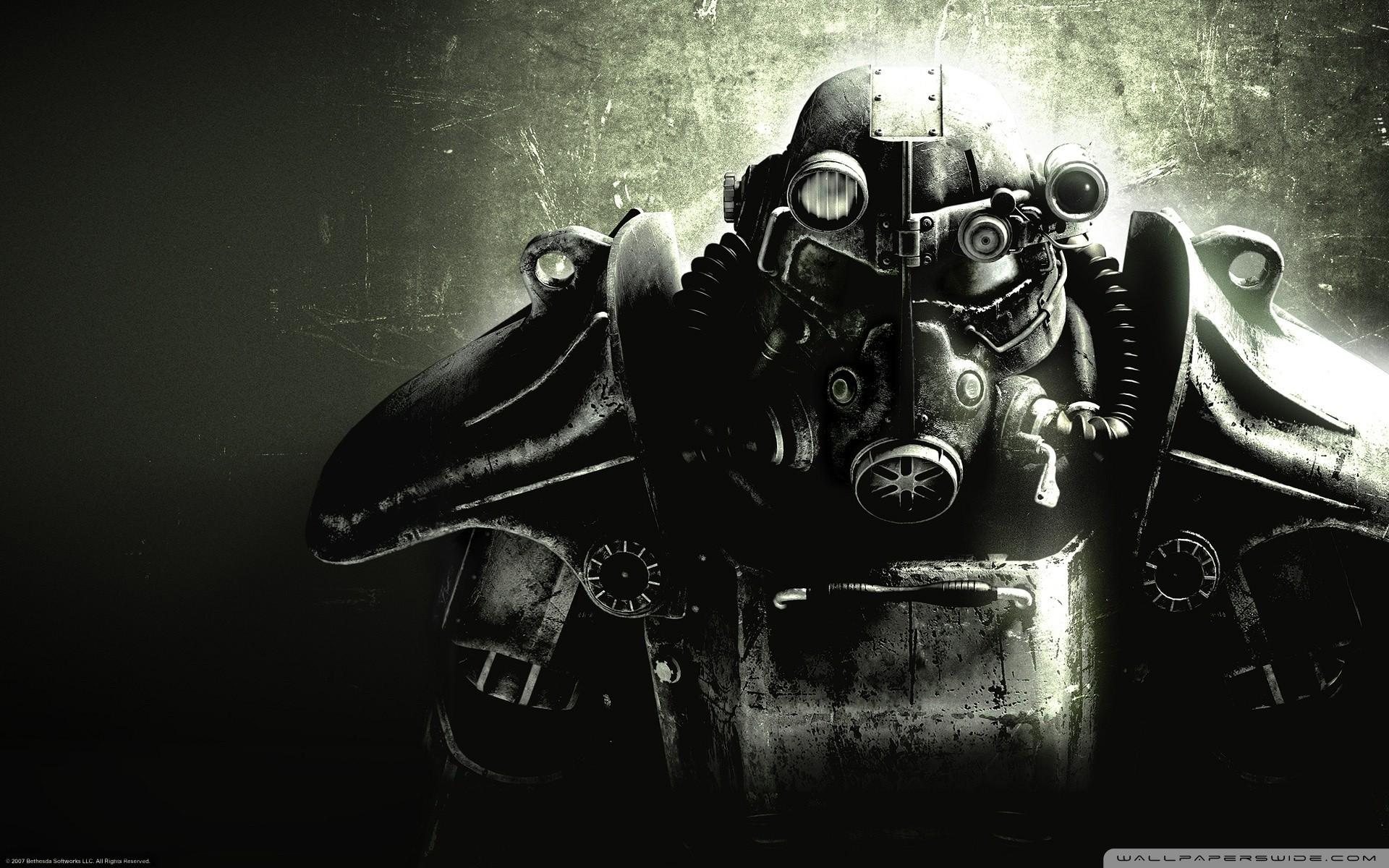 Fallout 3 HD Wide Wallpaper for Widescreen