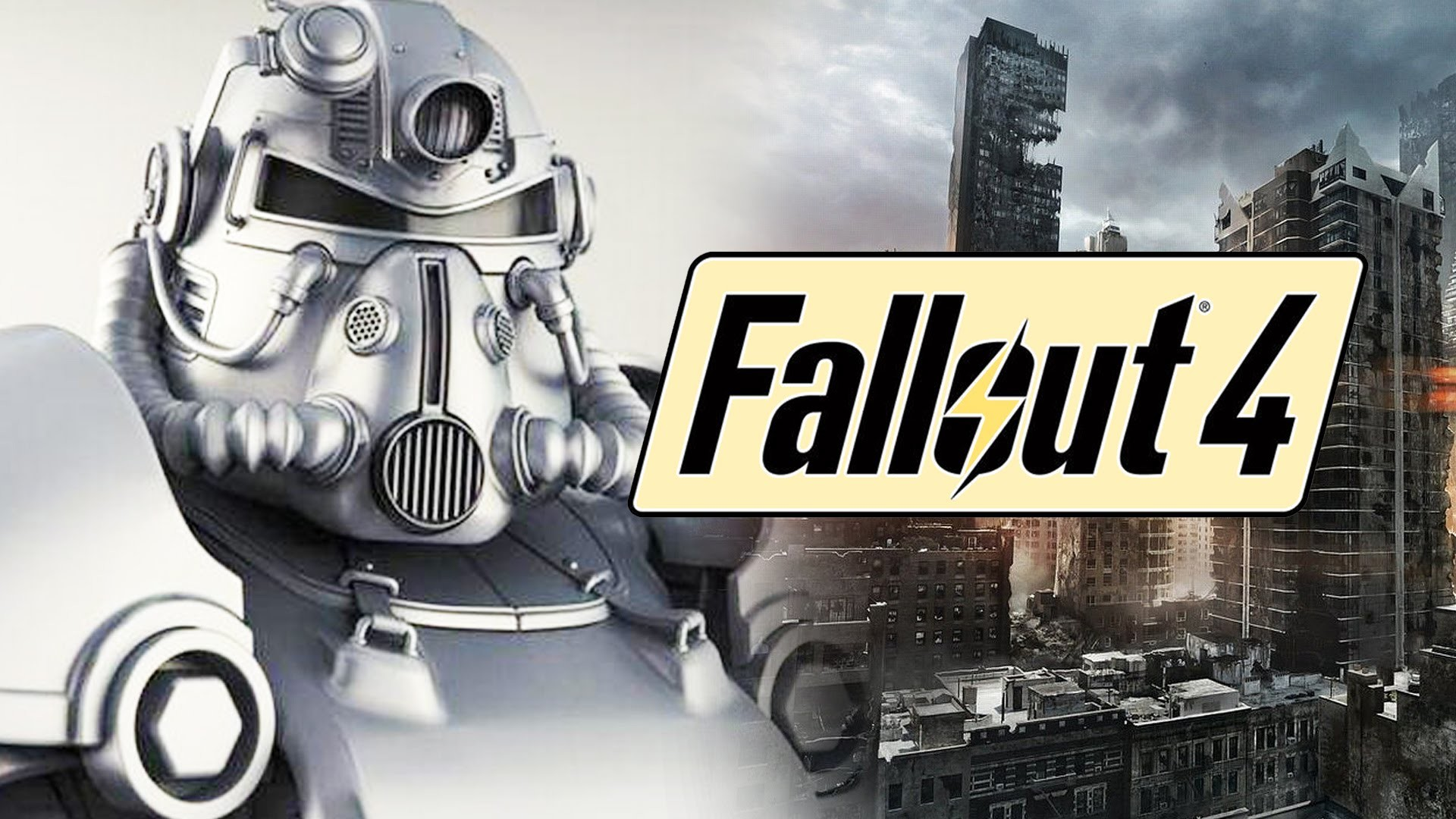Fallout 4: Android Factions, Underwater Power Armor & Building Settlements  on the Water; DLC!