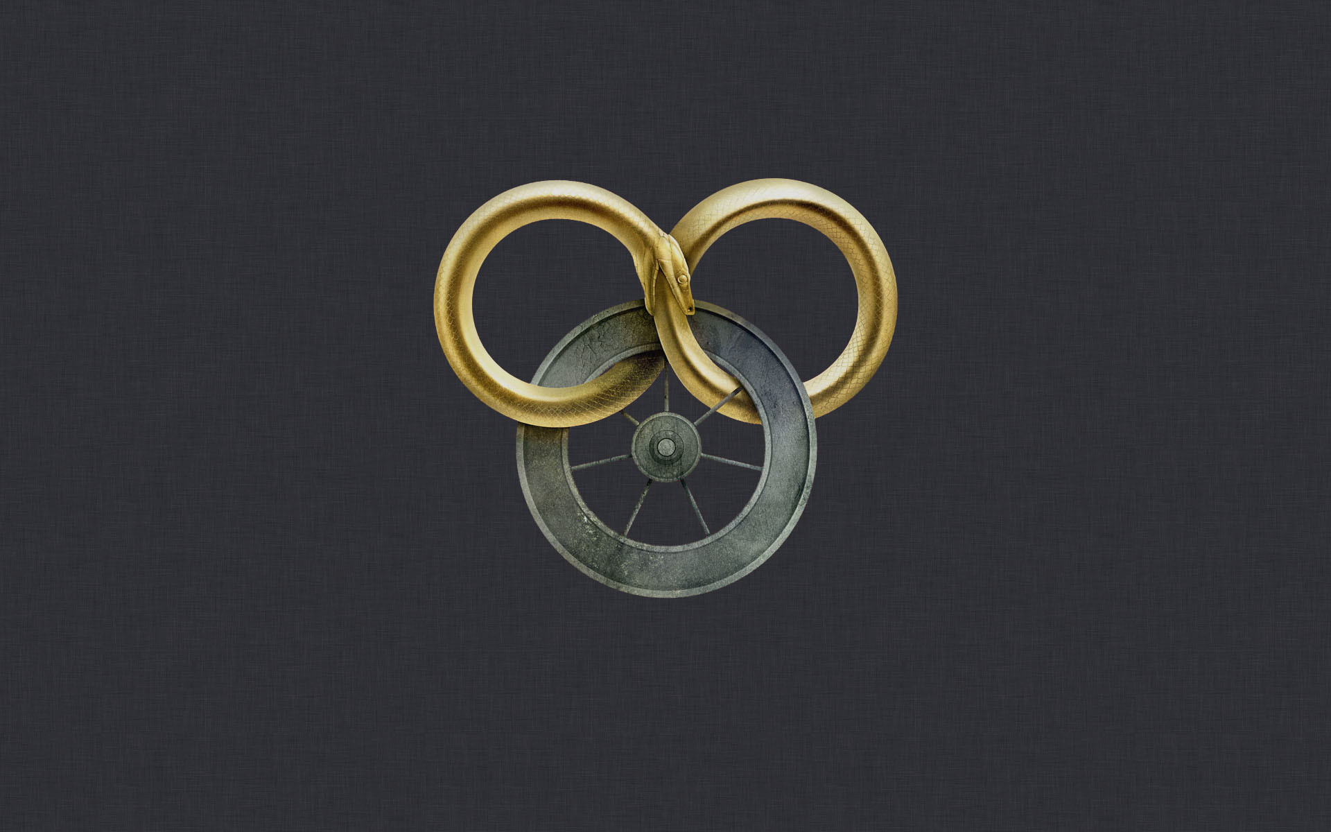 Wheel of Time symbol: …