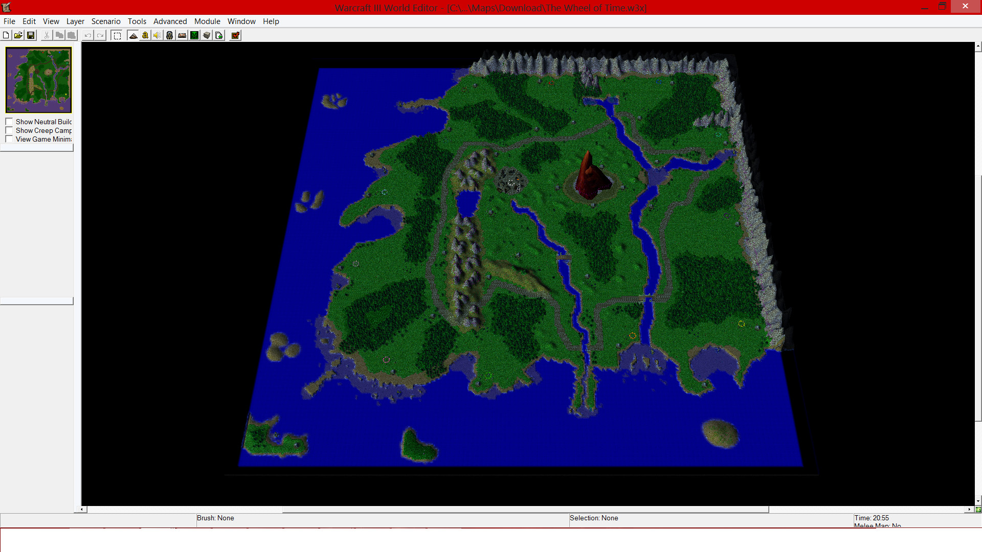 4 Factions: Dragon's Army, Dark One's Hordes, The White Tower, The  Seanchan; Recreation of …