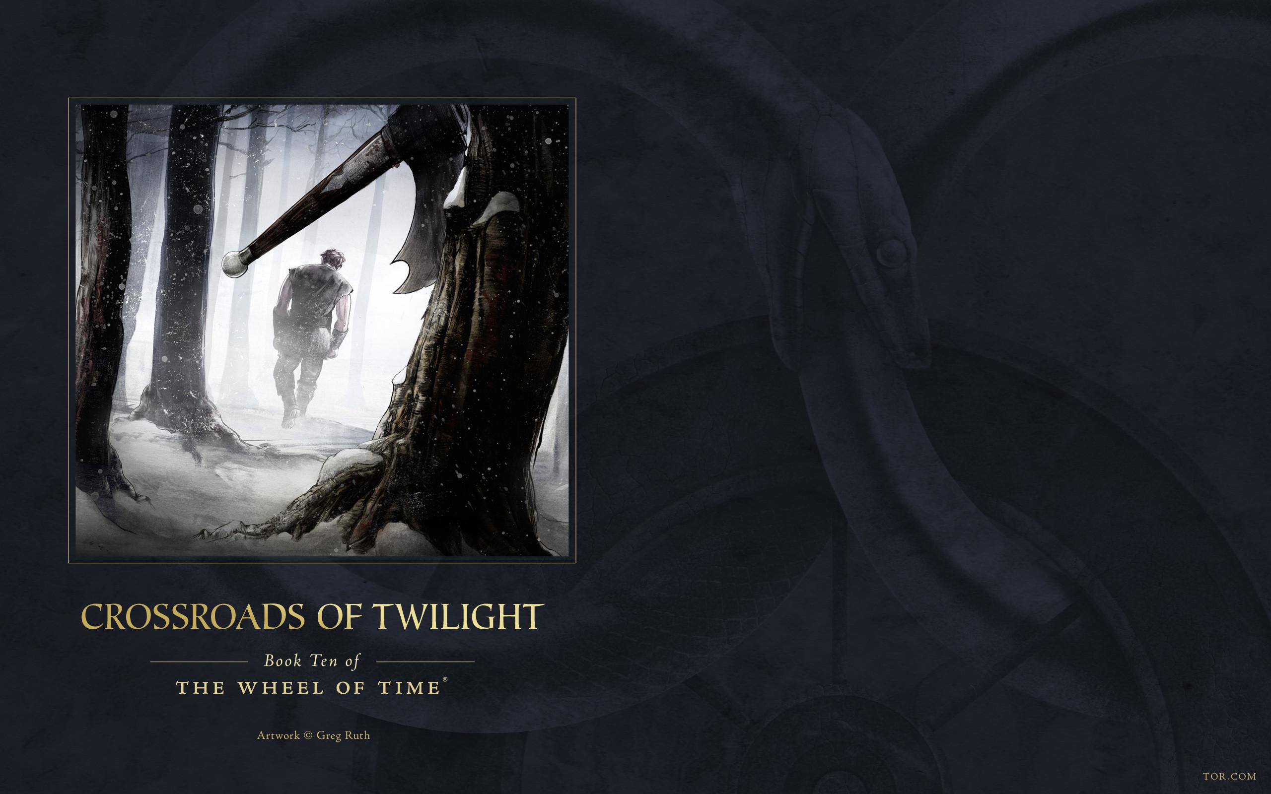 … Crossroads of Twilight ebook cover art wallpaper by ArcangHell
