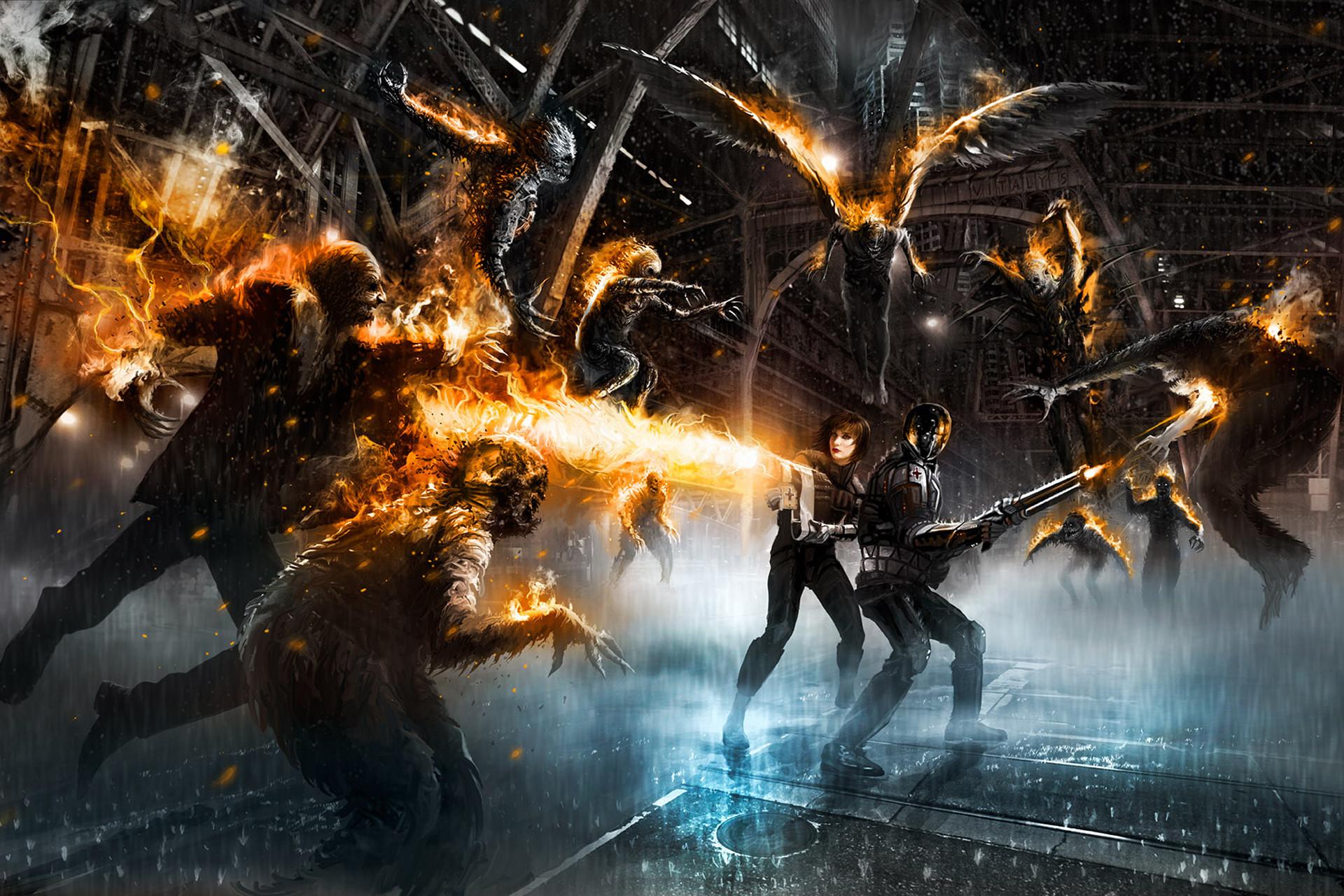 Fantasy Battle | Battle wallpaper 1280×800 | Fantasy battle .
