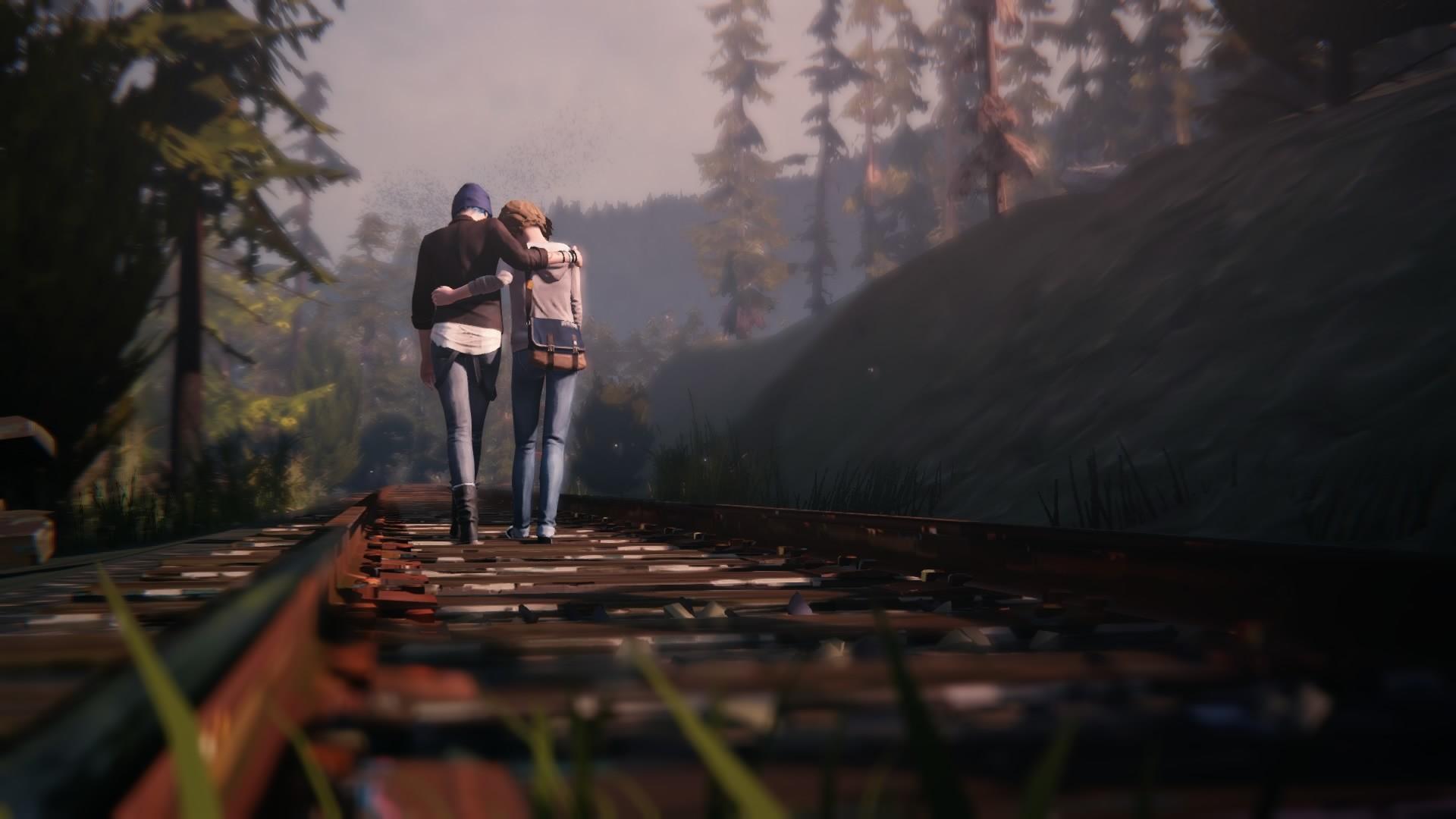 Video Game – Life Is Strange Max Caulfield Chloe Price Wallpaper