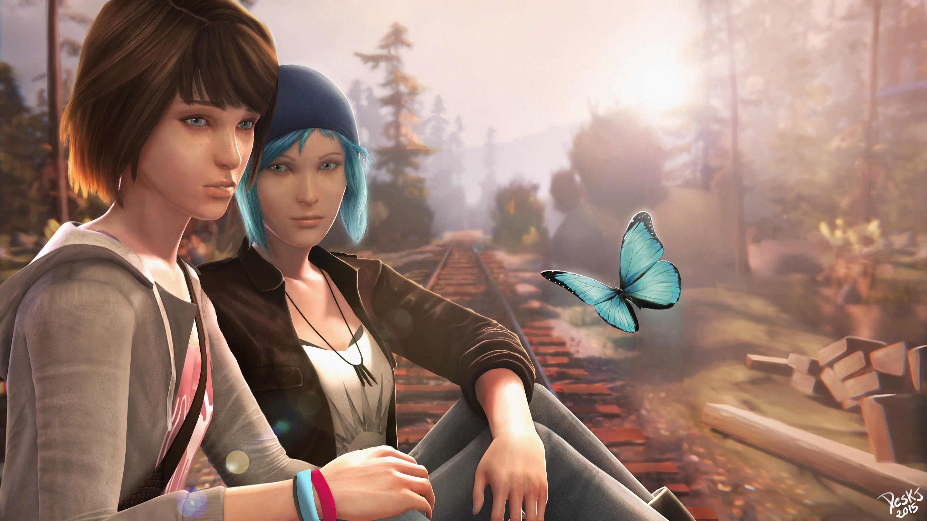 Life Is Strange Wallpapers: Ivana Berra, Browse And Download Free  Backgrounds