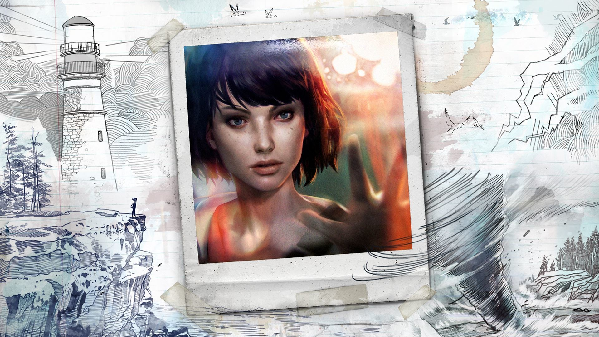 Preview wallpaper life is strange, quest, chloe price 1920×1080