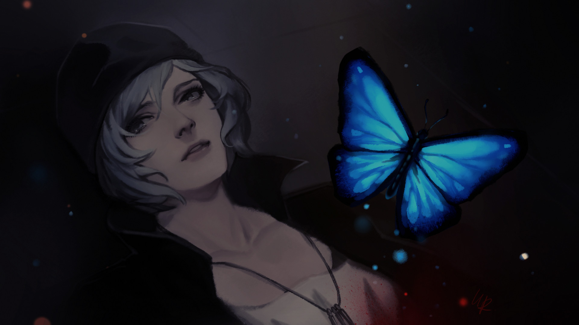 Video Game – Life Is Strange Chloe Price Butterfly Wallpaper