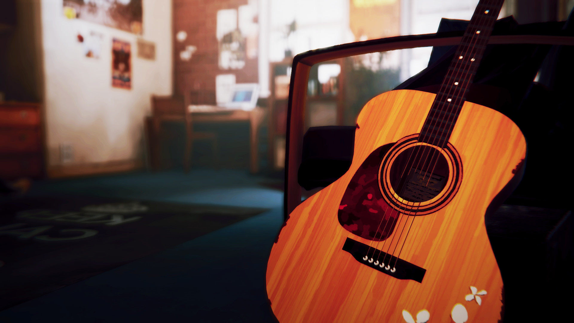 video Games, Life Is Strange, Guitar Wallpapers HD / Desktop and Mobile  Backgrounds