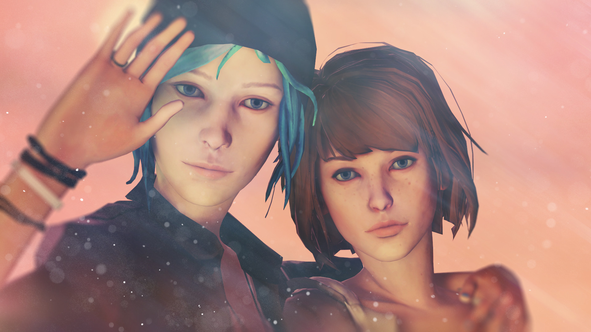 Life is strange – Max and Chloe [SFM] by Mrjimjamjamie on DeviantArt