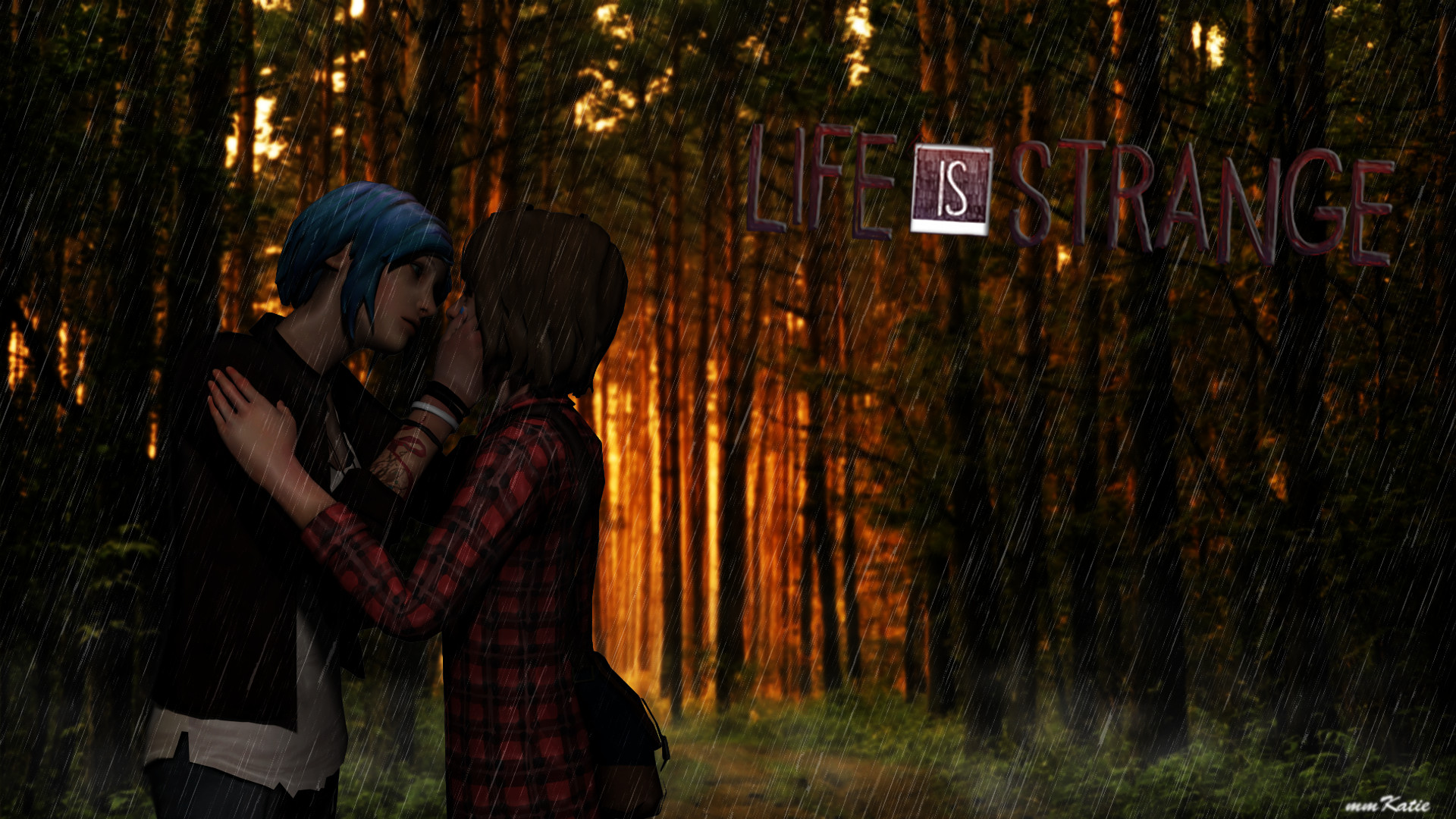 … Chloe and Max – Life is Strange by mmKatie