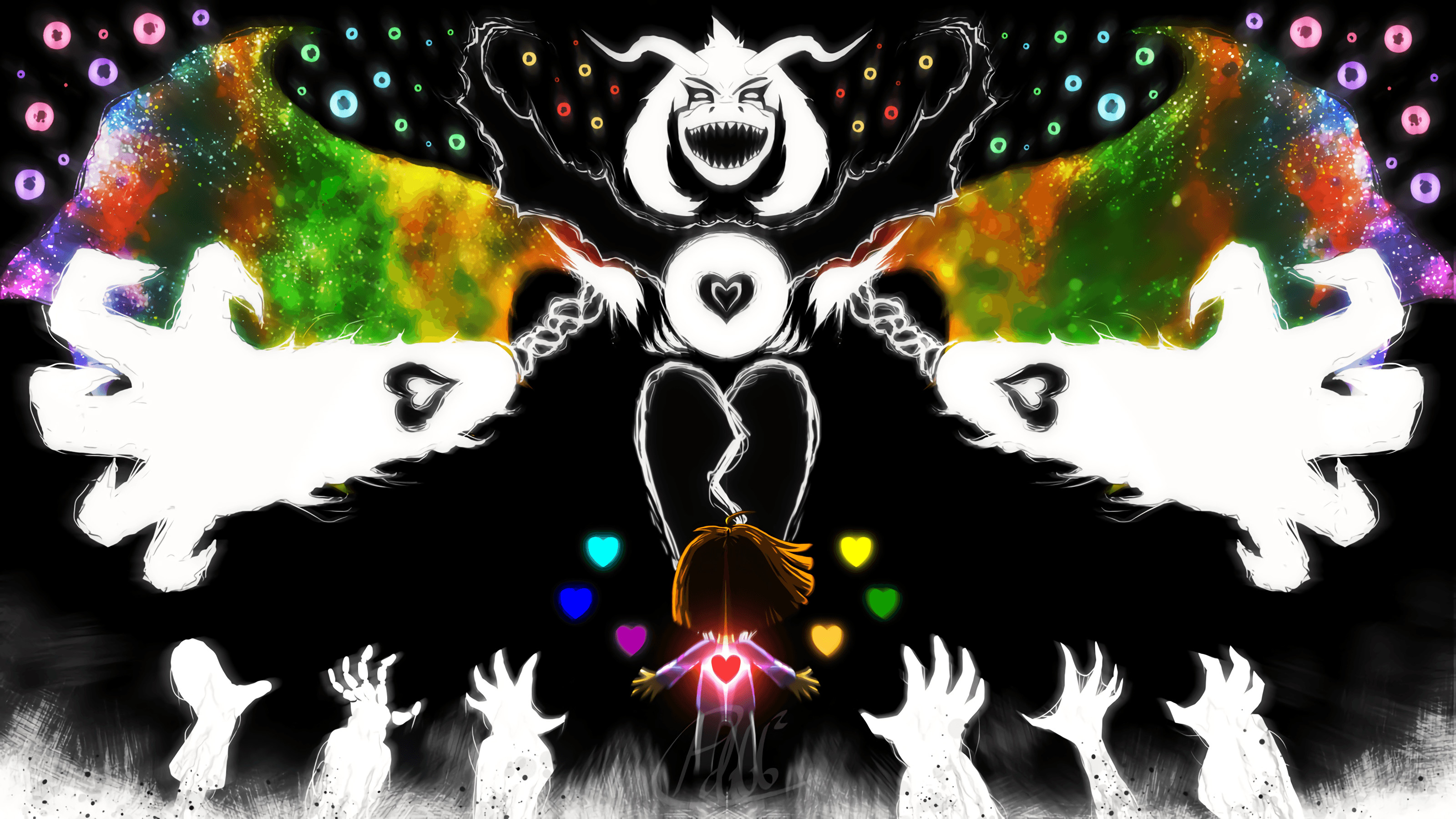 84 Undertale HD Wallpapers   Backgrounds – Wallpaper Abyss