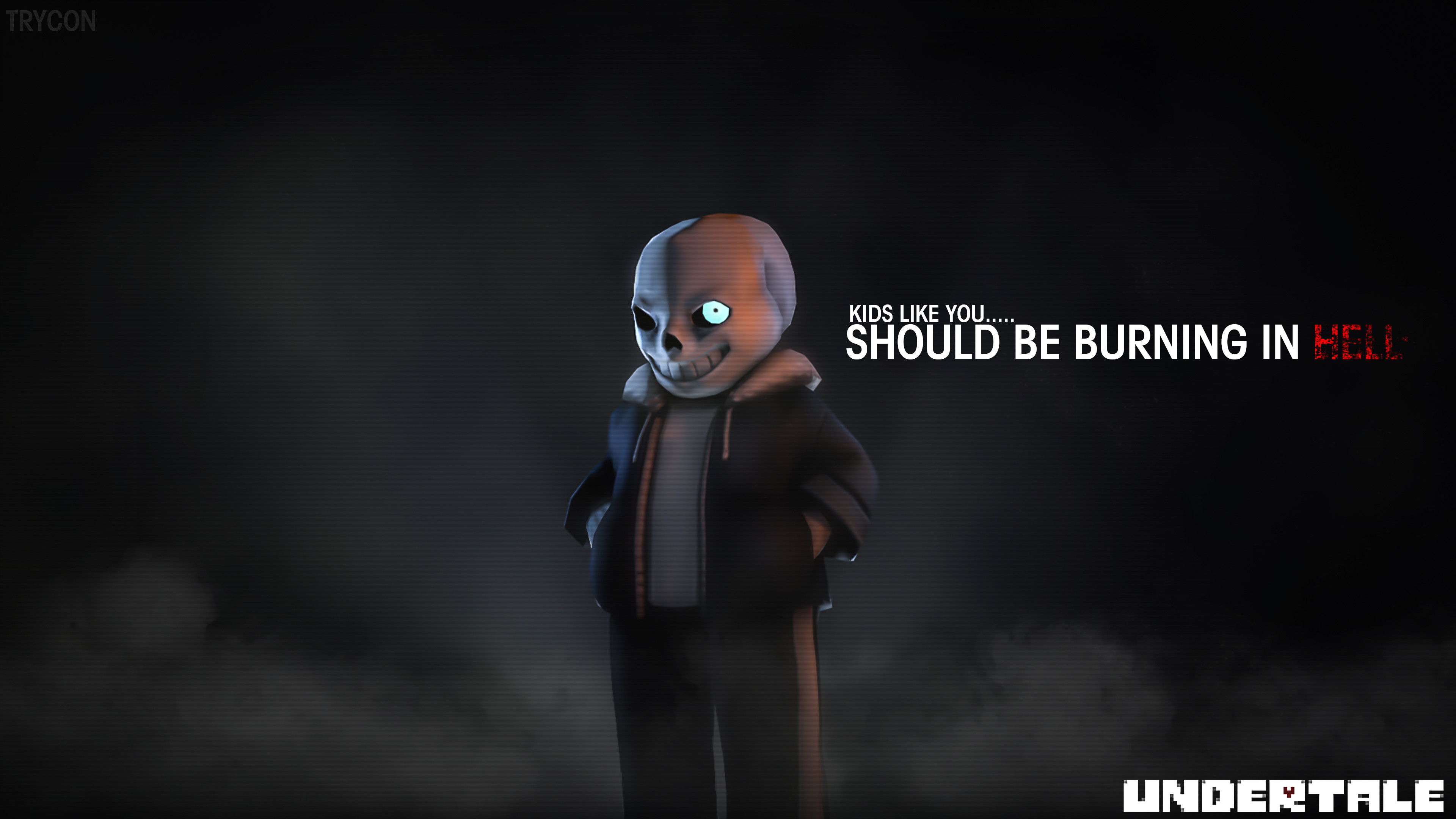 … [Undertale] Sans by Trycon1980